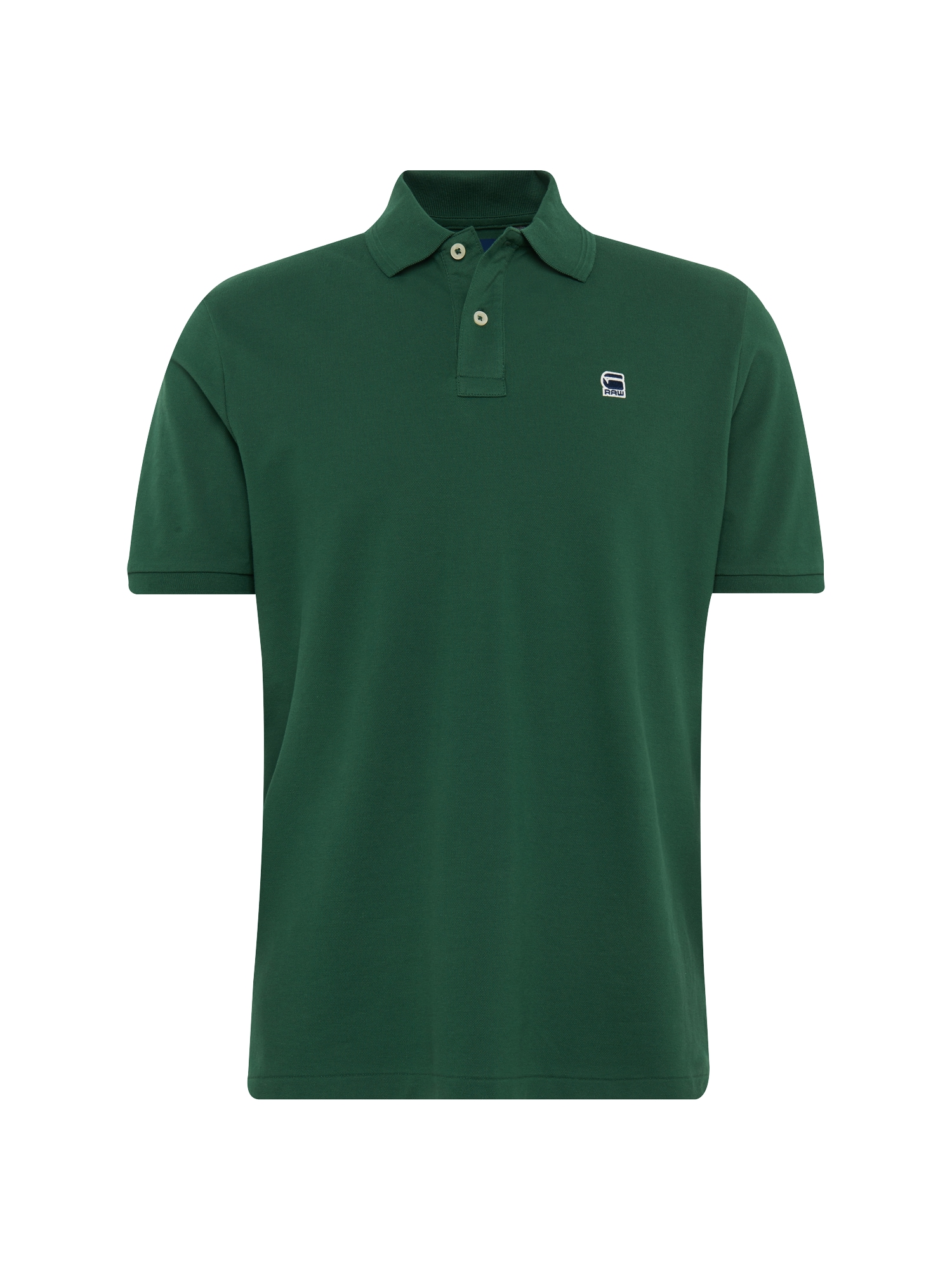 G-STAR RAW Heren Shirt Dunda groen