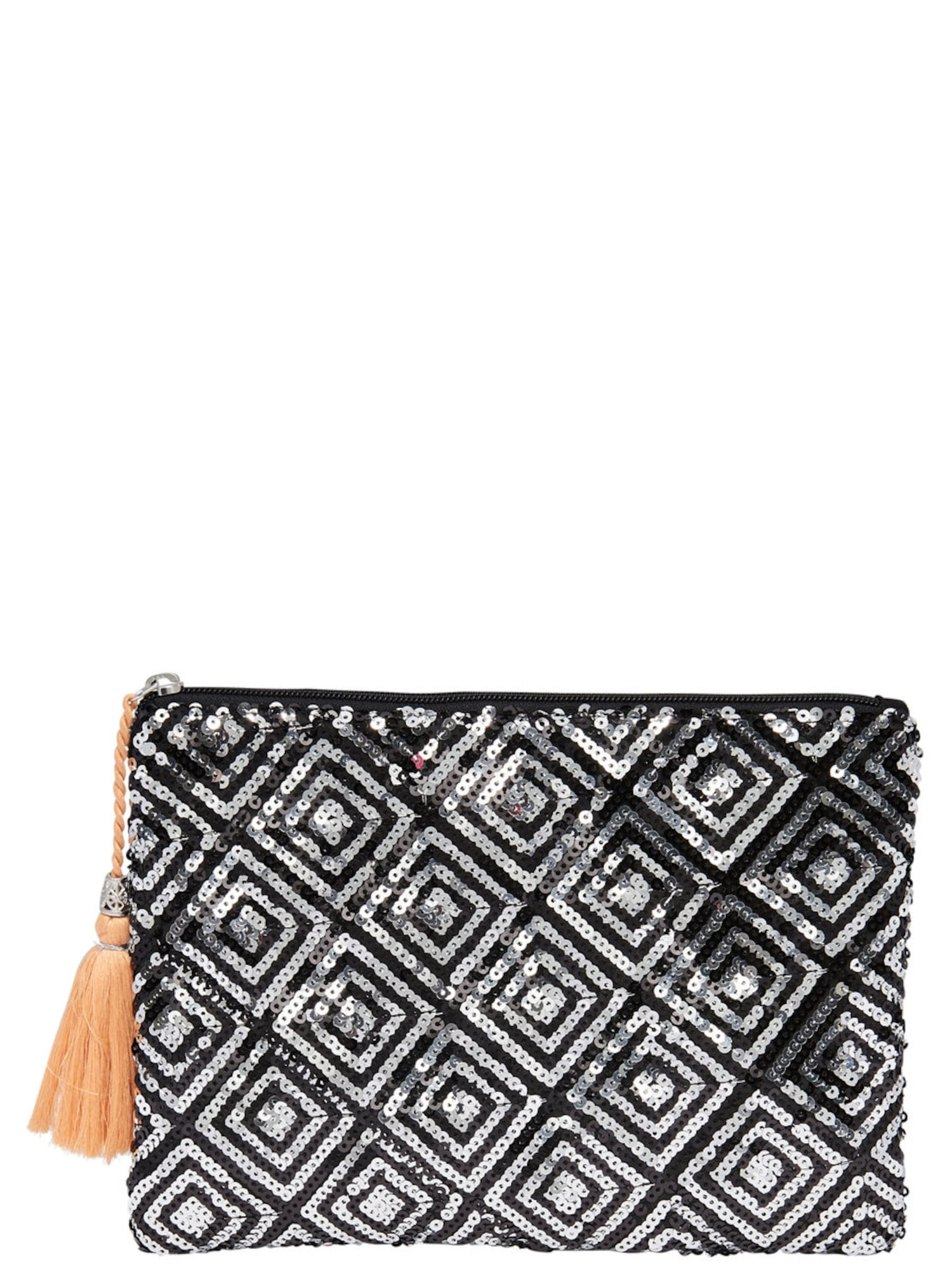 ONLY, Dames Clutch, zwart