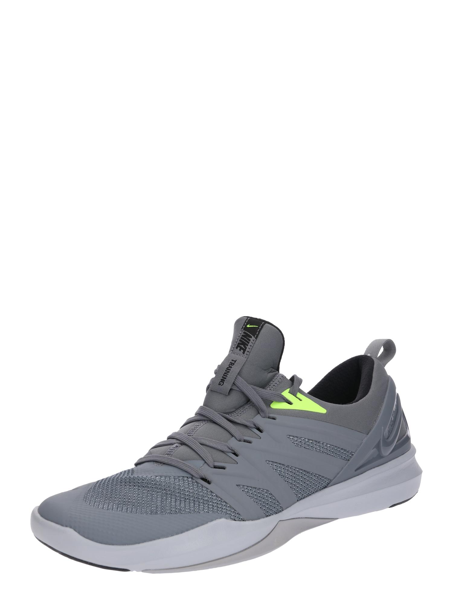 Sportovní boty Nike Victory Elite Trainer šedá NIKE