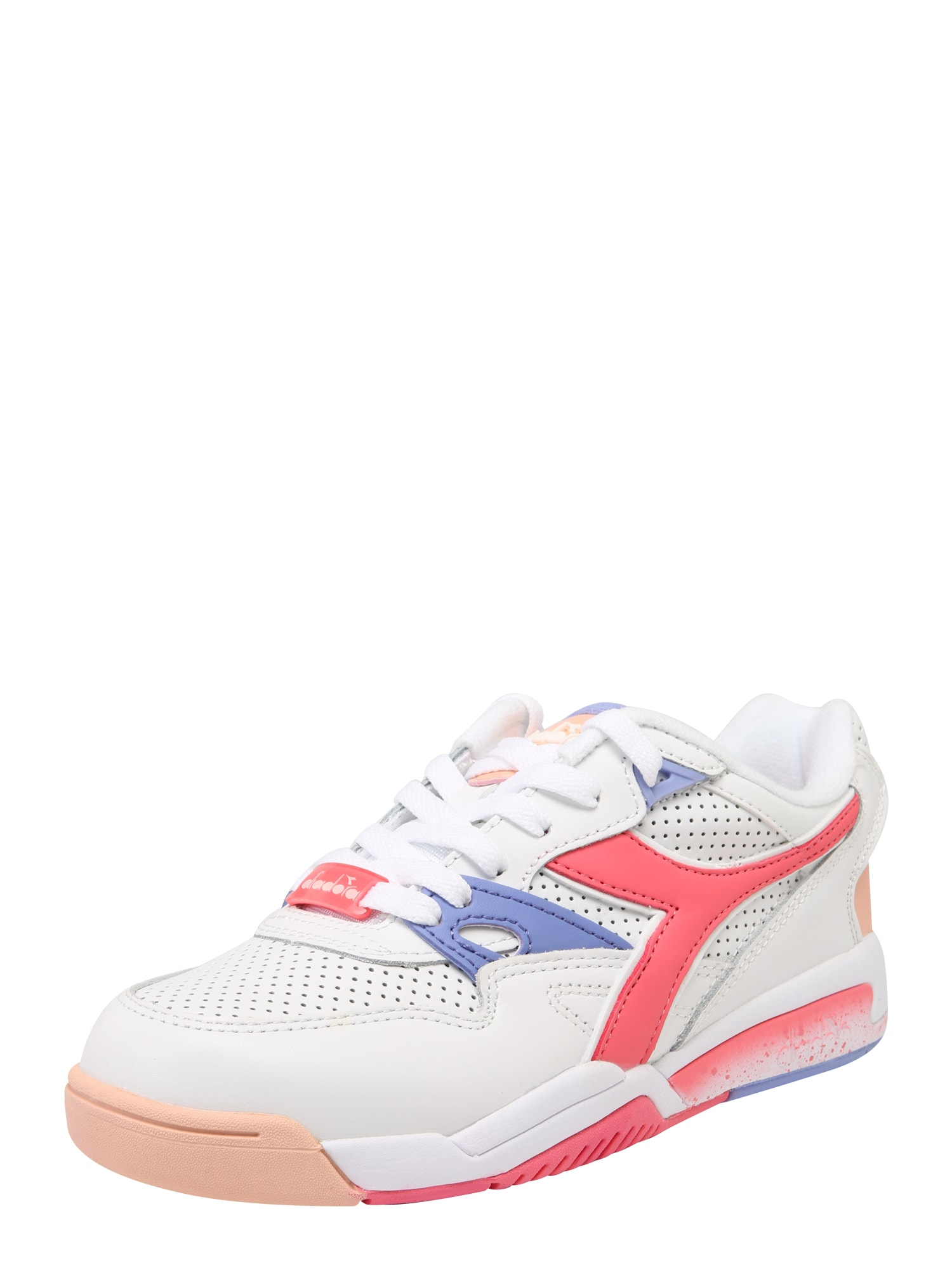Tenisky REBOUND ACE fialová pink bílá Diadora
