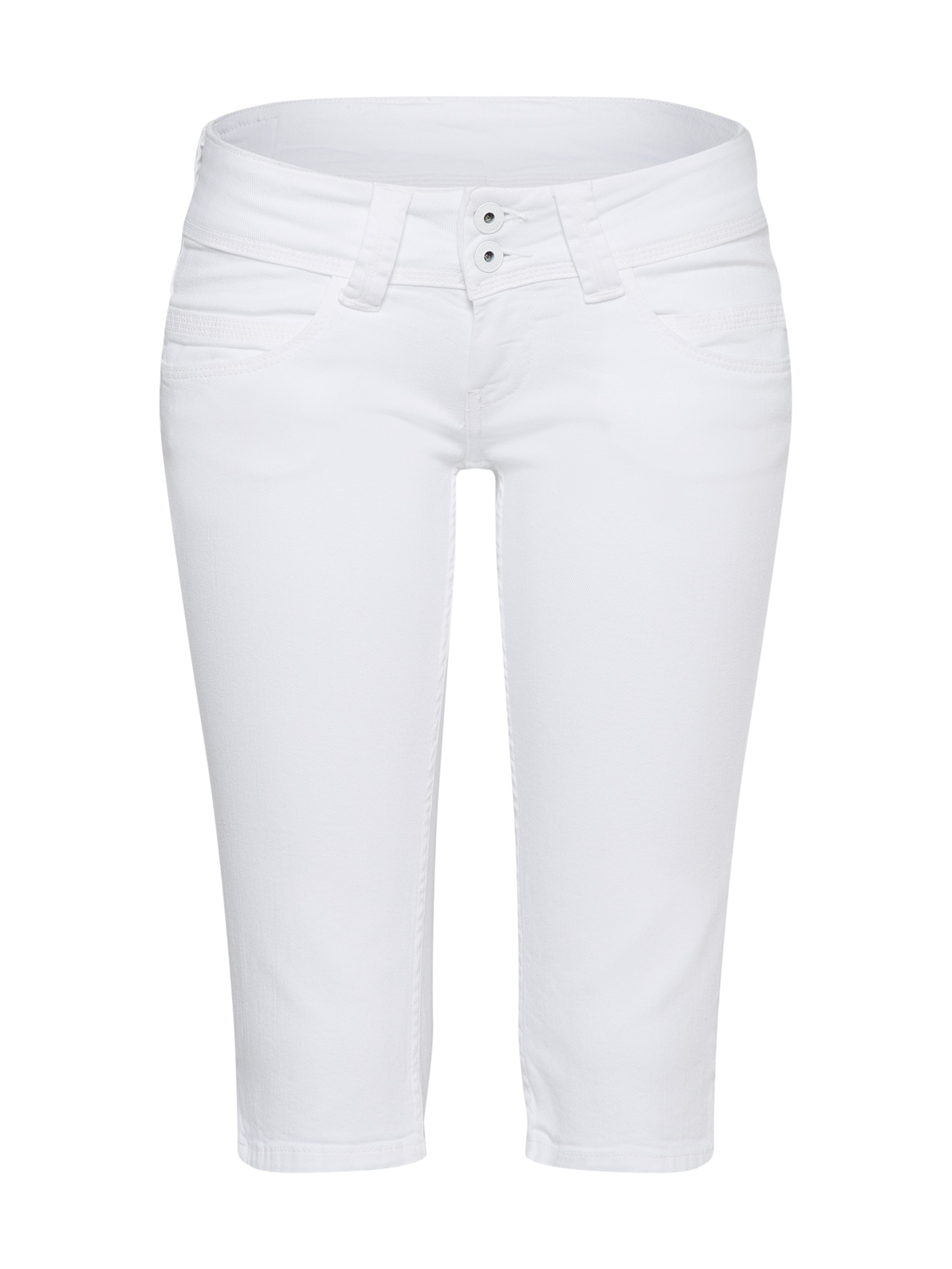 Bleached Caprijeans 'Venus' | Bekleidung > Jeans > Caprijeans | Pepe Jeans