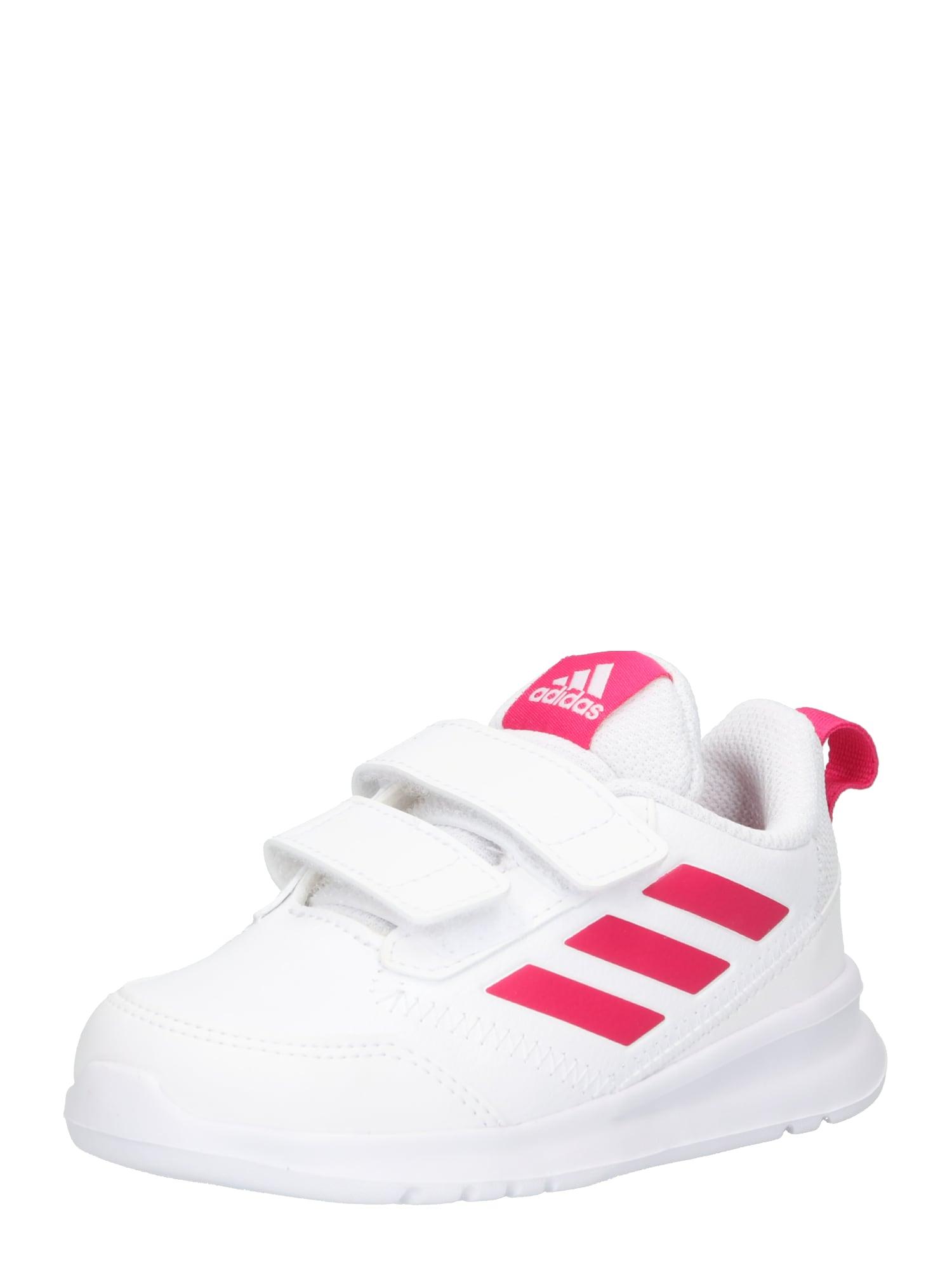 Sportovní boty AltaRun CF I pink bílá ADIDAS PERFORMANCE