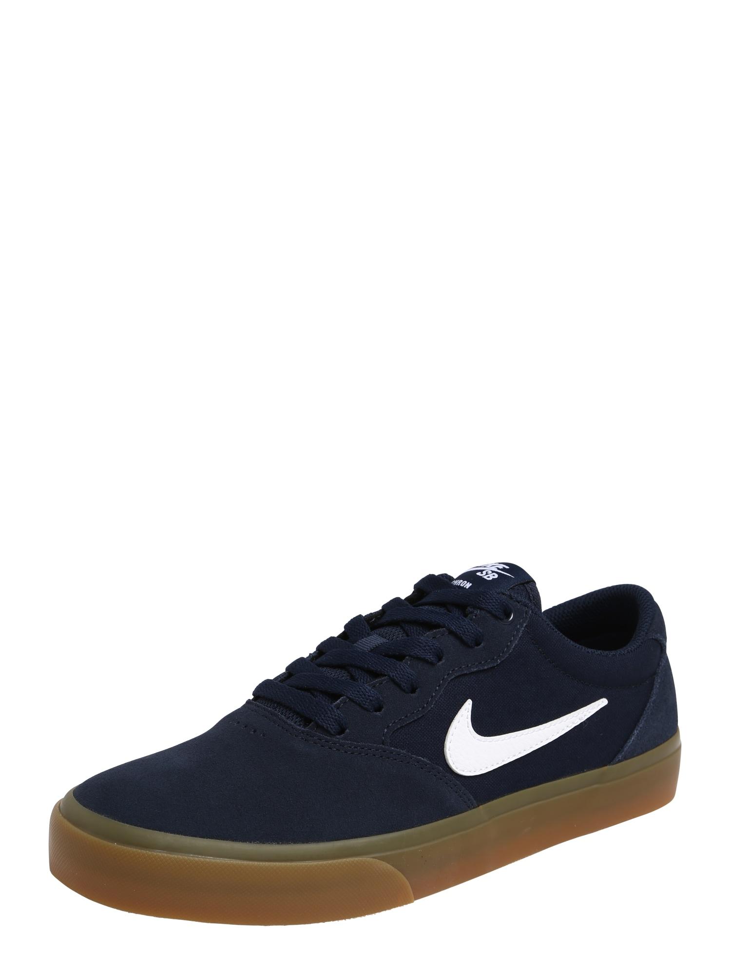 Tenisky Chron námořnická modř bílá Nike SB