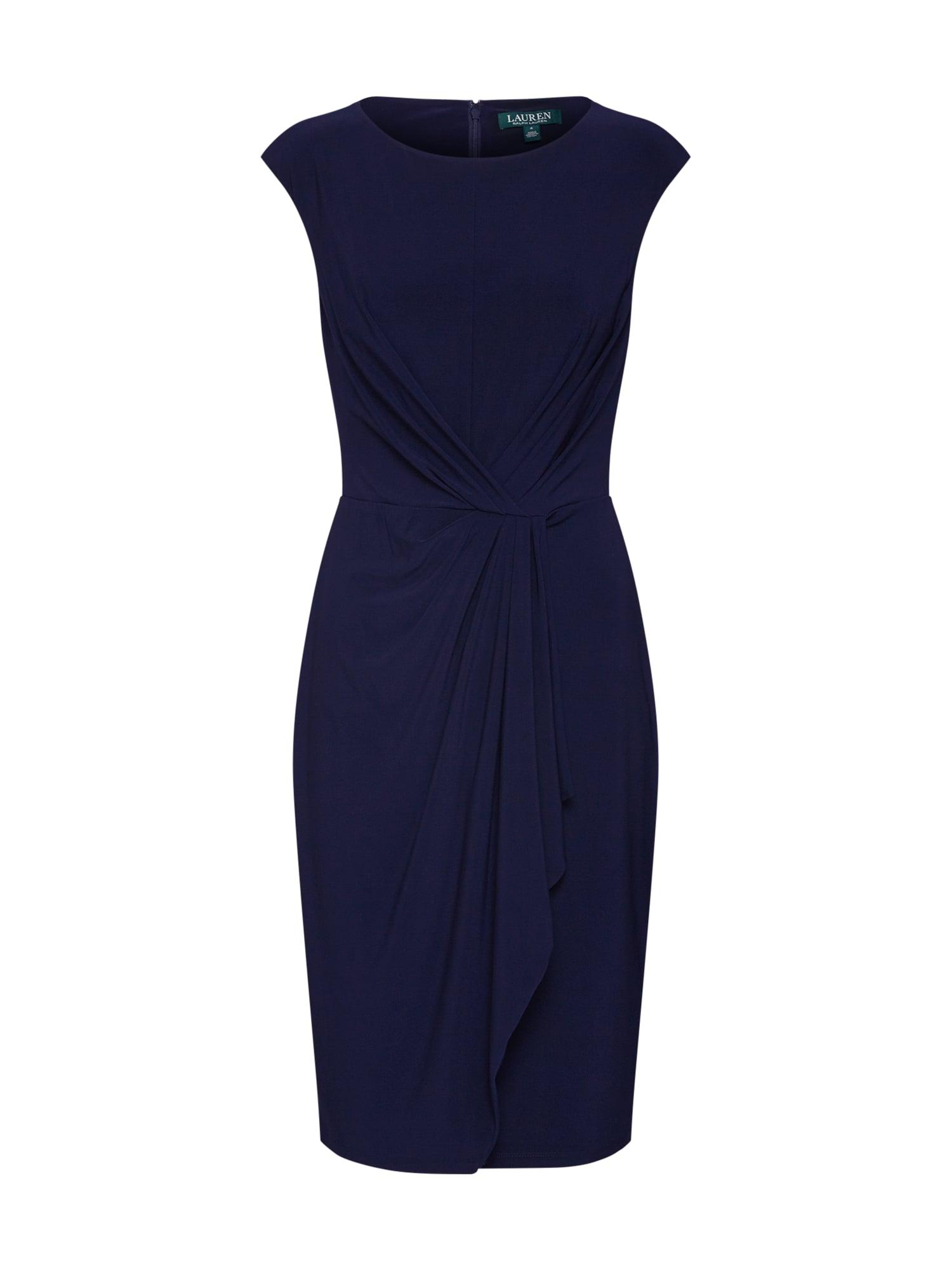 Pouzdrové šaty SVET námořnická modř Lauren Ralph Lauren