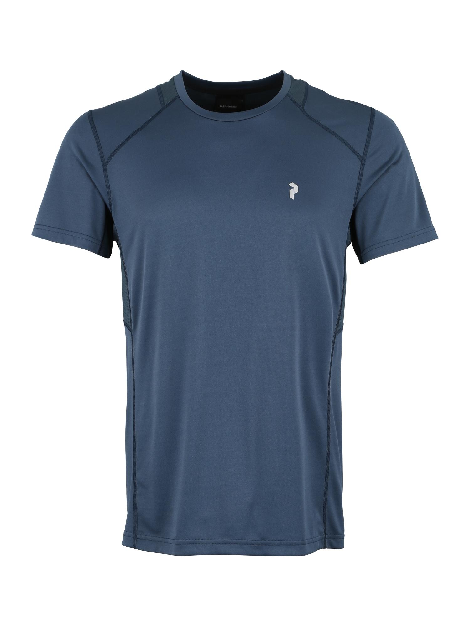 Funkční tričko REACT tmavě modrá bílá PEAK PERFORMANCE