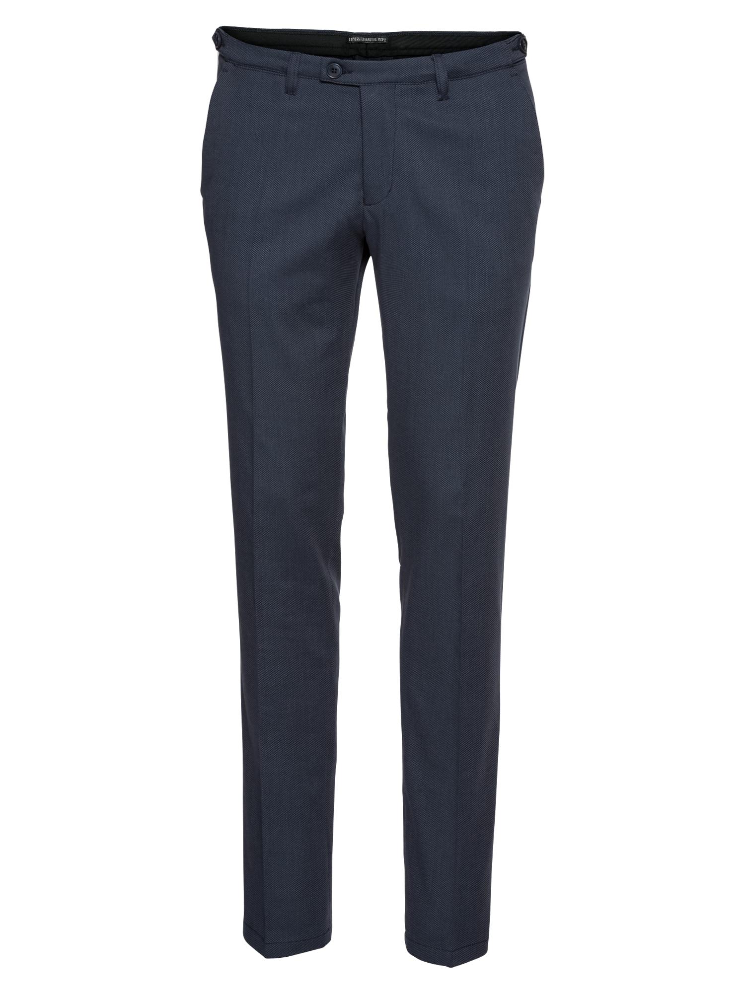 Kalhoty s puky KILL modrá DRYKORN