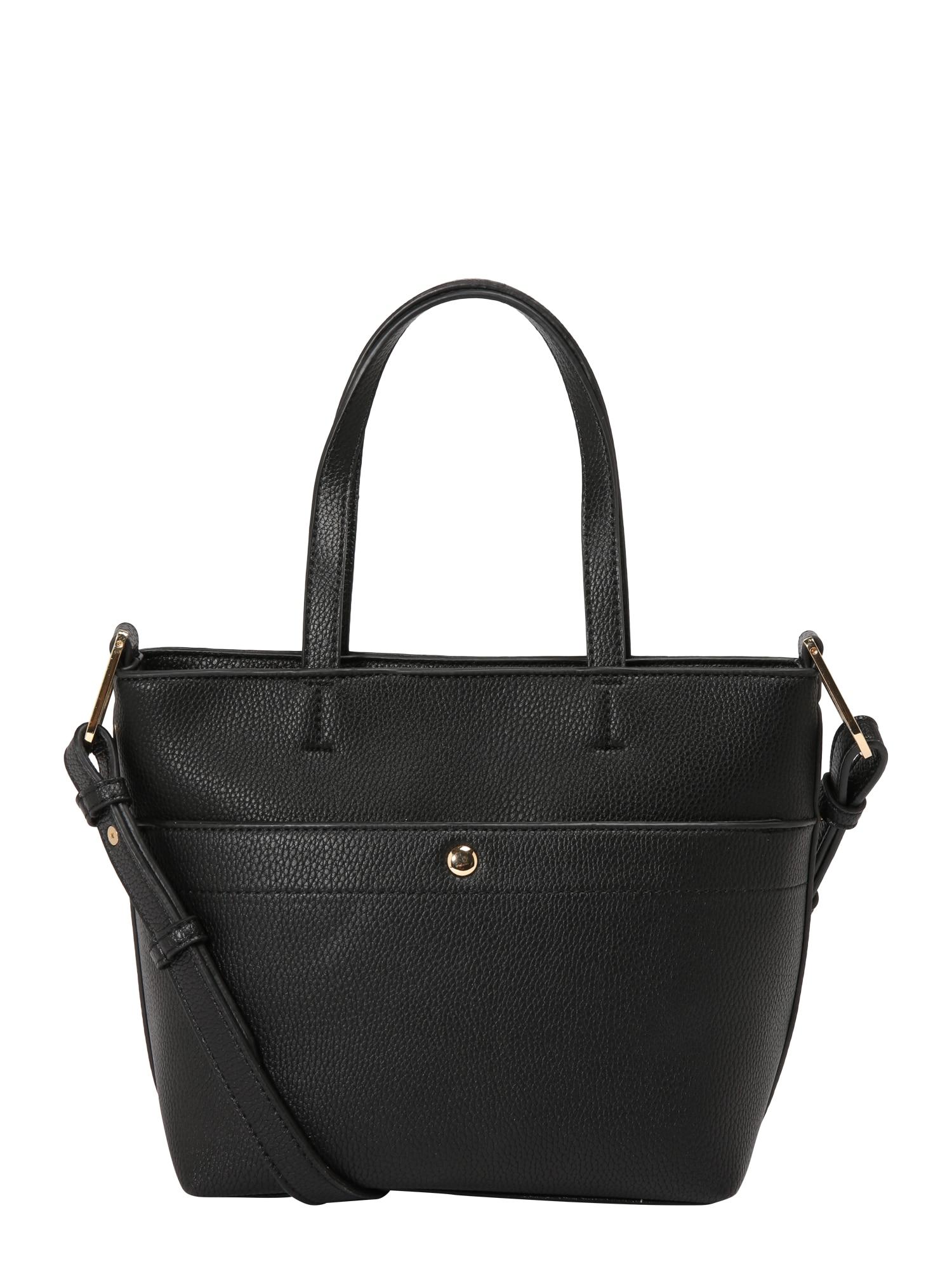 Nákupní taška HANNA černá TOM TAILOR
