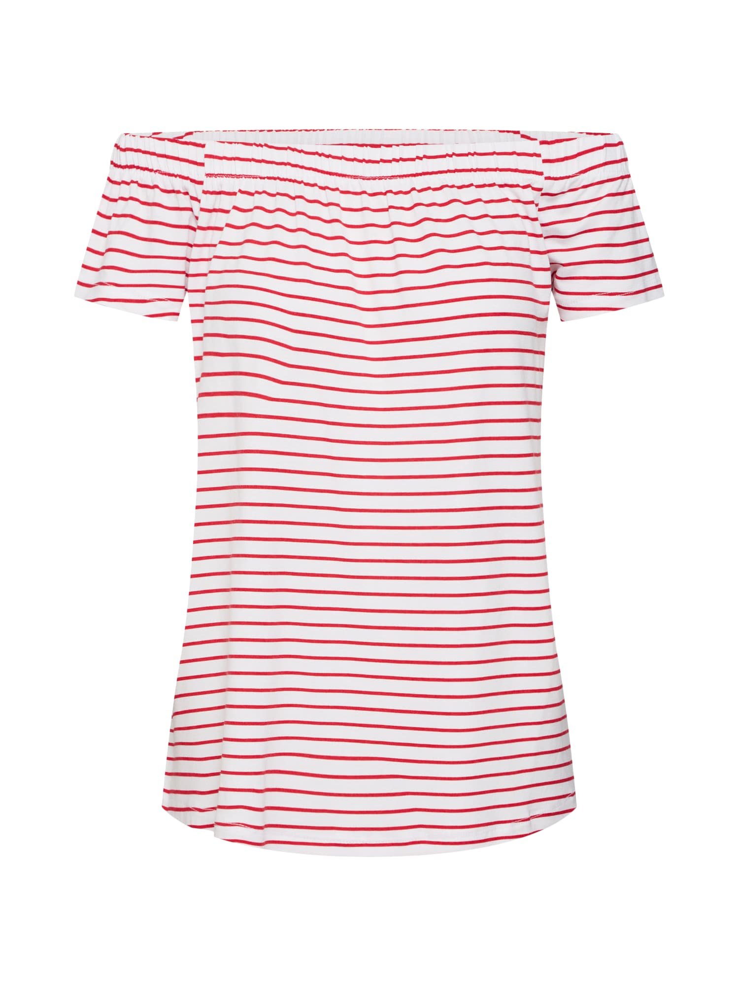 Tričko Carmen  červená  bílá Sublevel