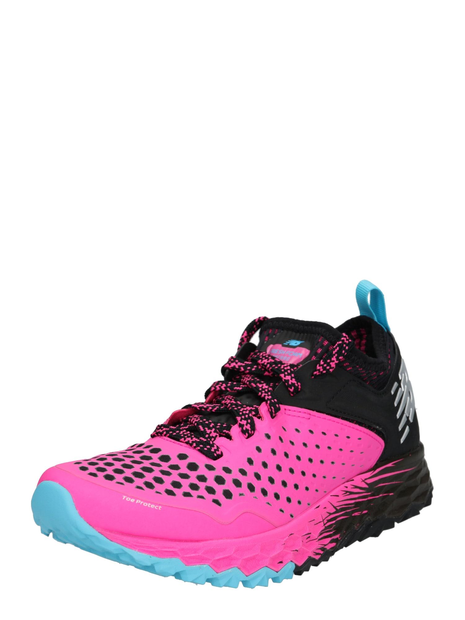 Sportovní boty Hierro v4 pink černá New Balance