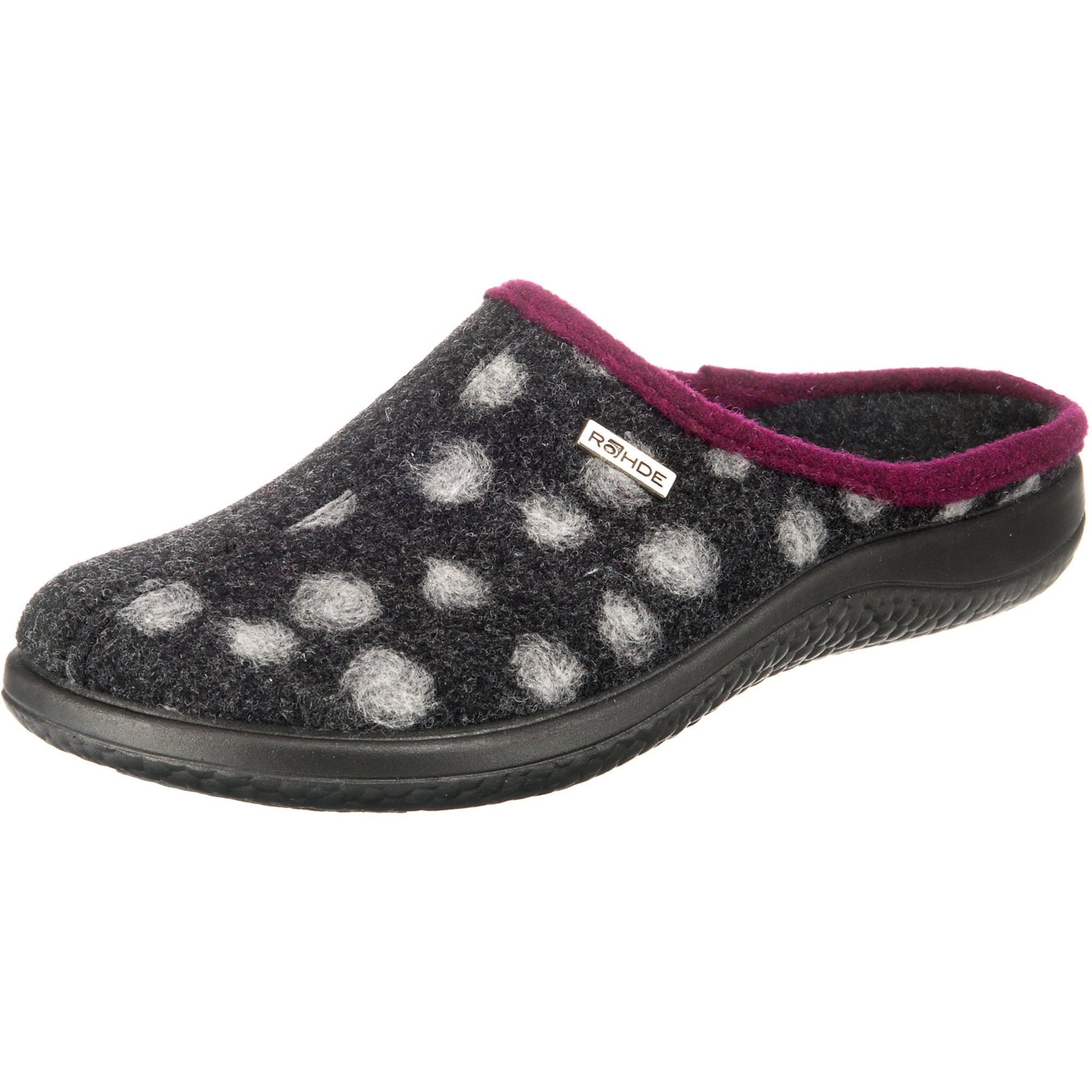 Pantoffeln 'Bari' | Schuhe > Hausschuhe > Pantoffeln | ROHDE