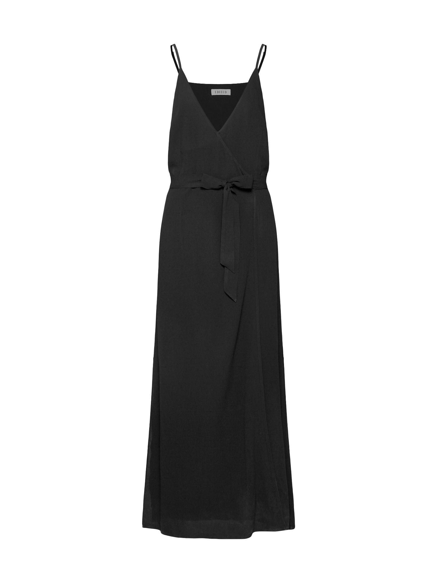Letní šaty Roslyn černá EDITED