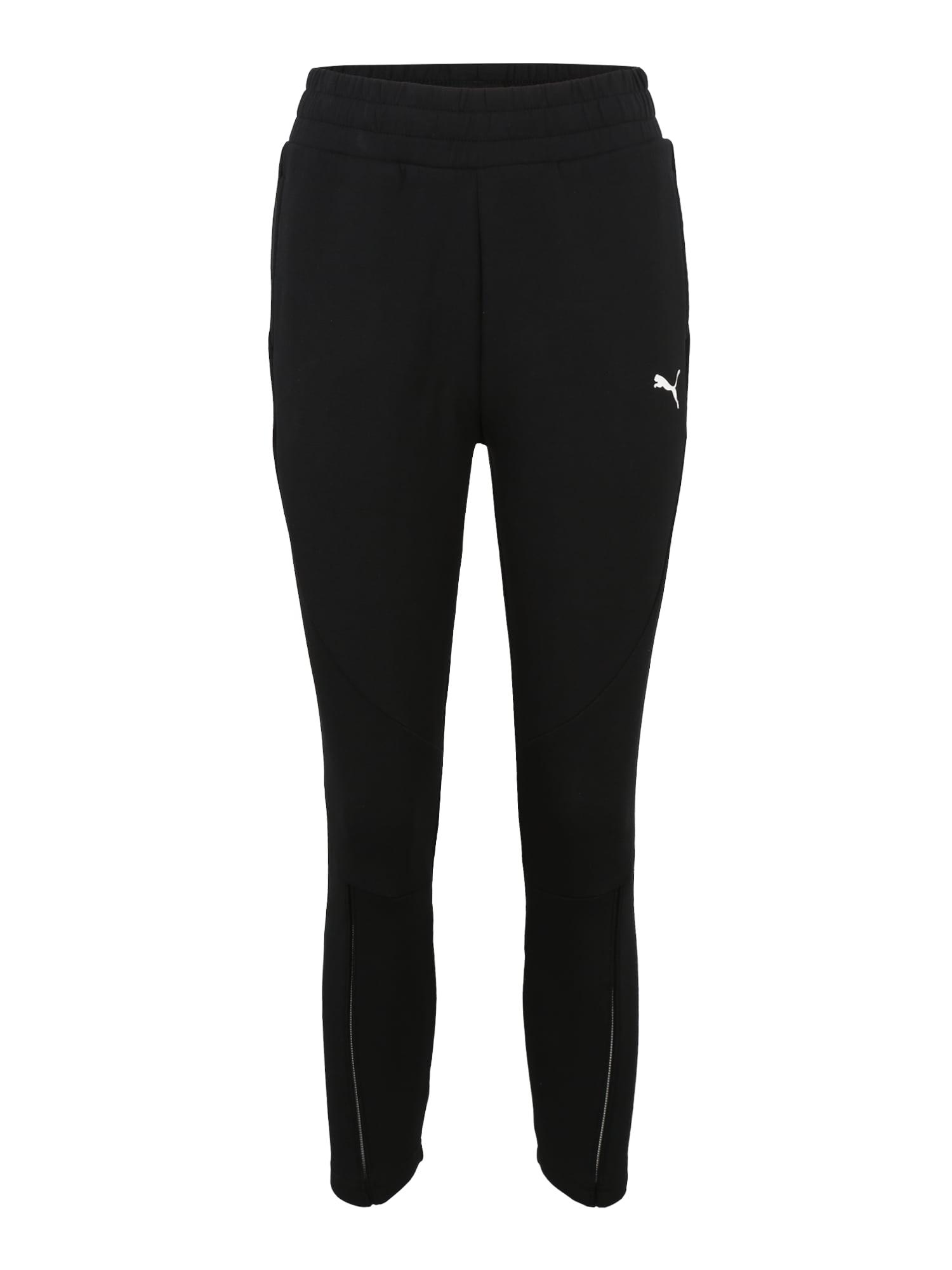 Sportovní kalhoty Evostripe Move černá PUMA