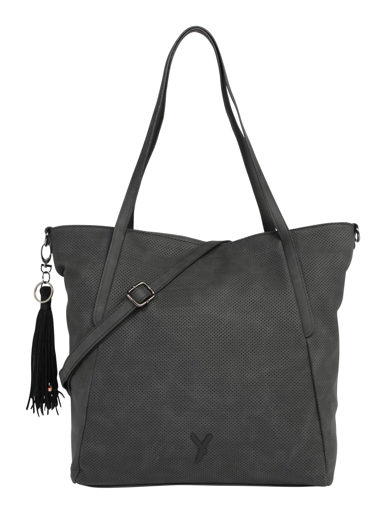 Nákupní taška Romy černá Suri Frey