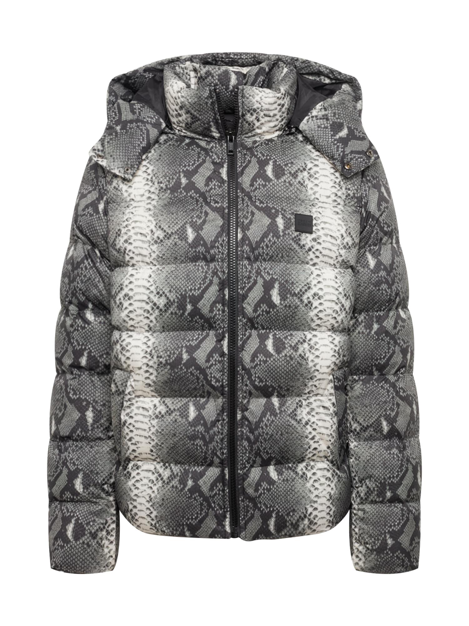 Zimní bunda šedá Urban Classics