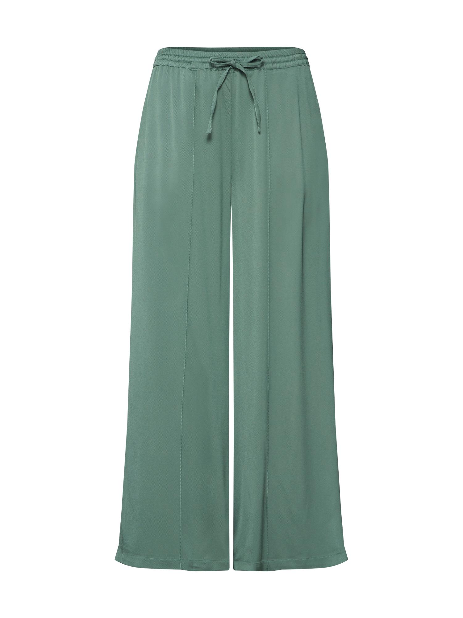 Kalhoty Icoday nefritová AMERICAN VINTAGE