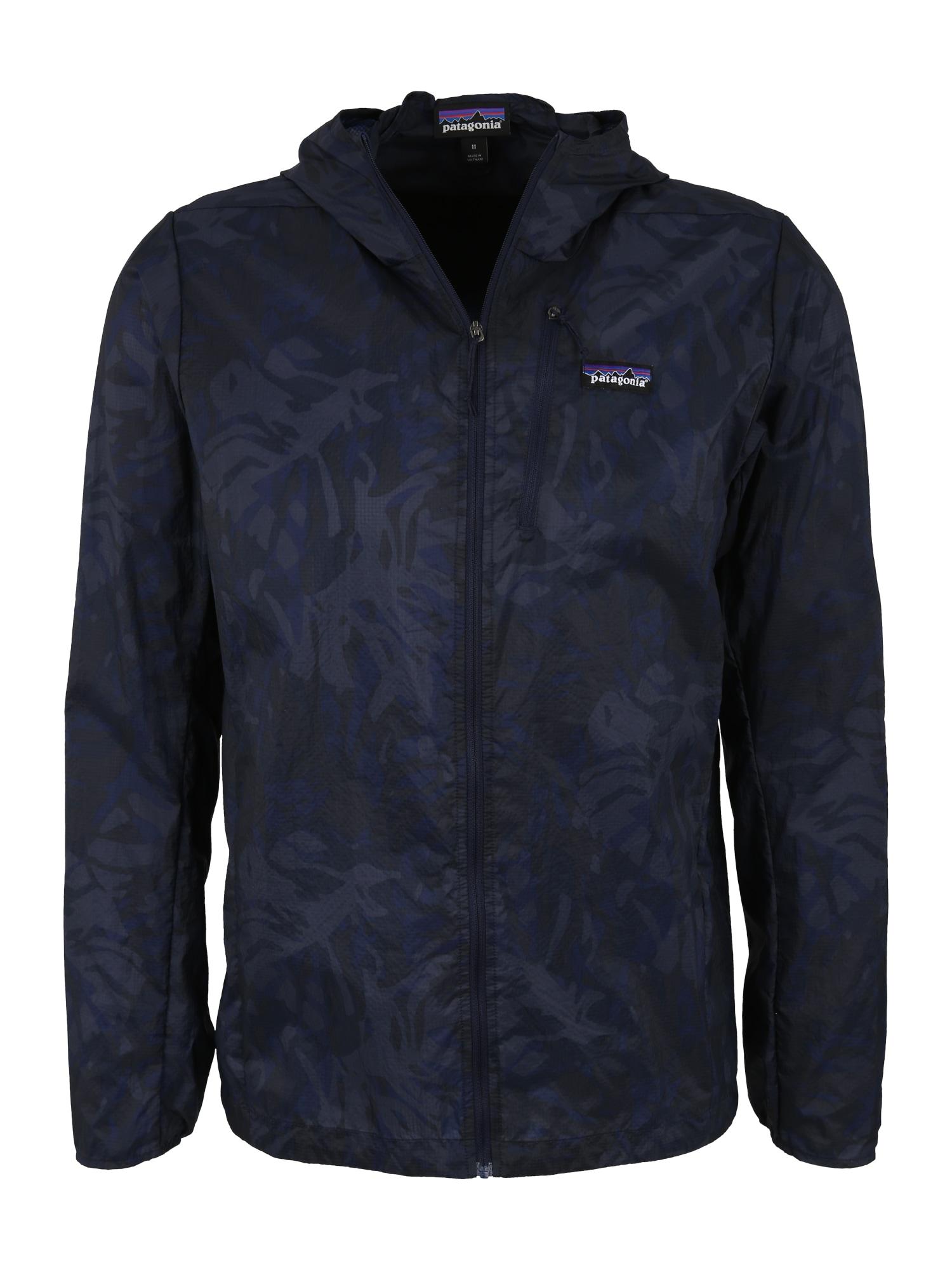 Outdoorová bunda Ms Houdini námořnická modř PATAGONIA