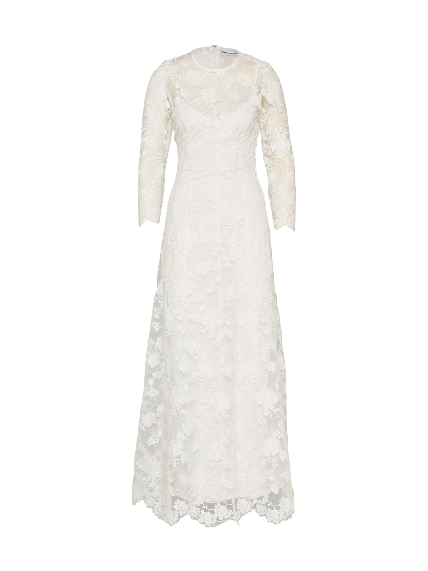 Společenské šaty bílá IVY & OAK