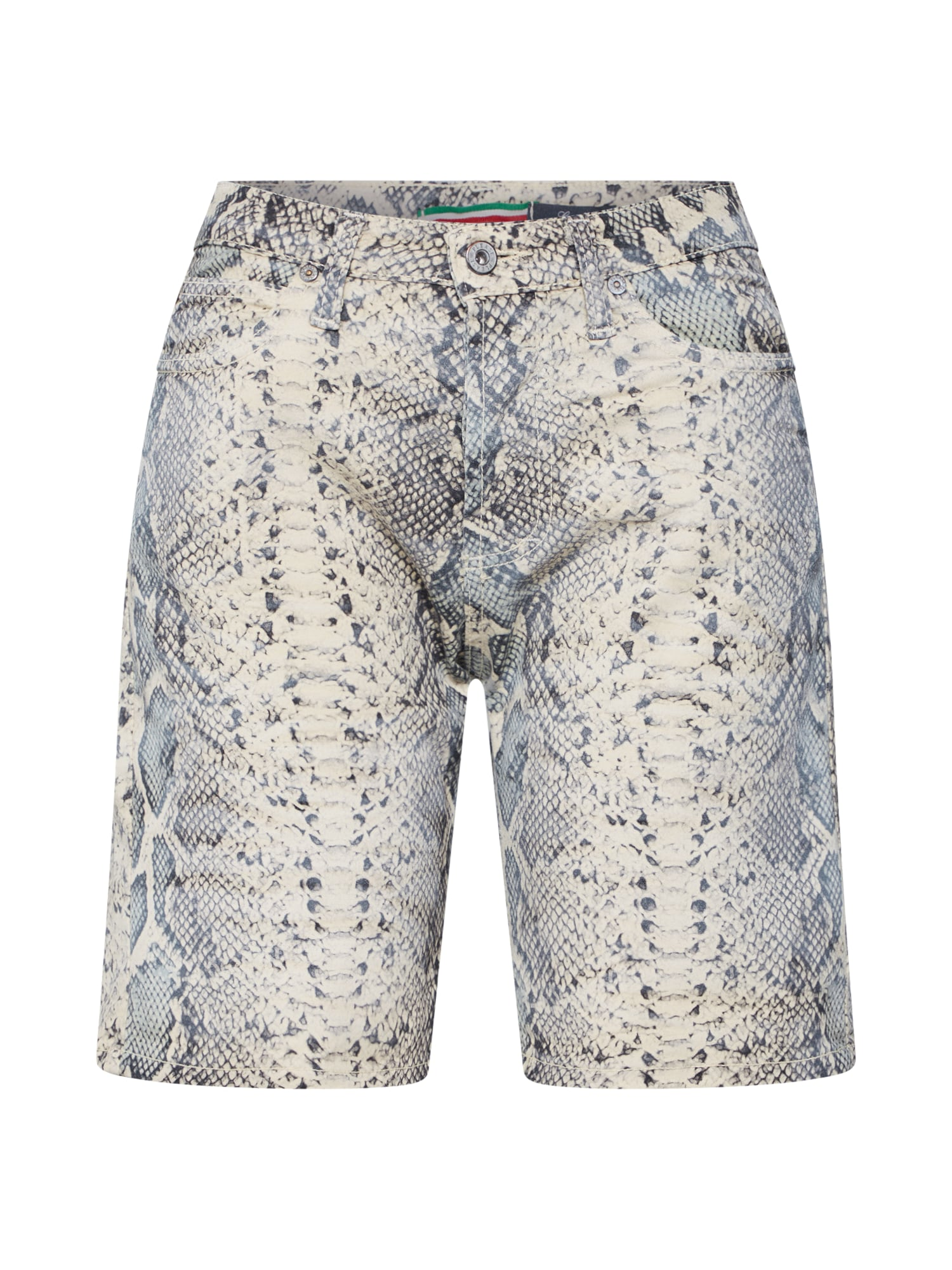 Kalhoty béžová offwhite PLEASE
