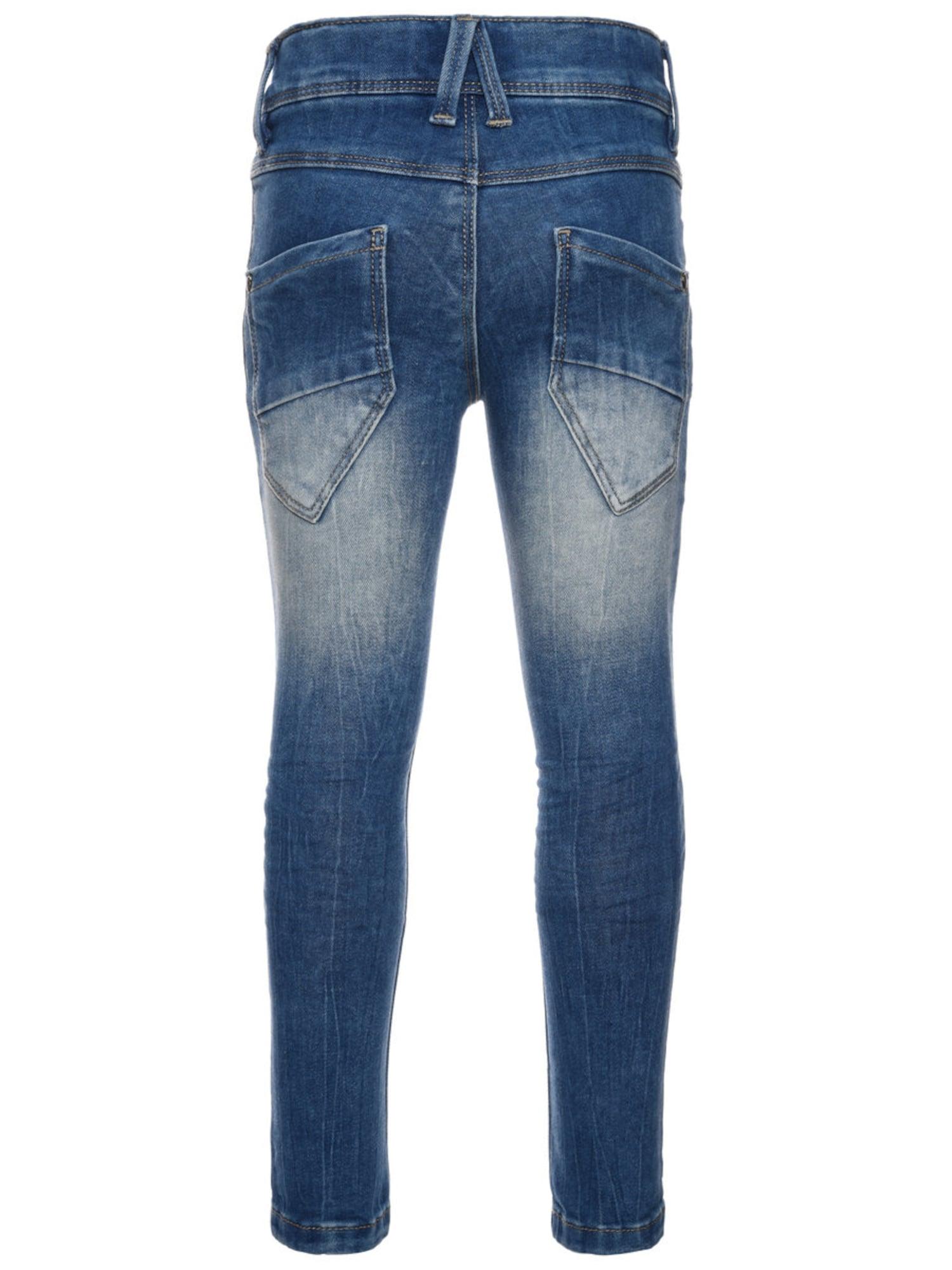 Jeans 'nittalk'