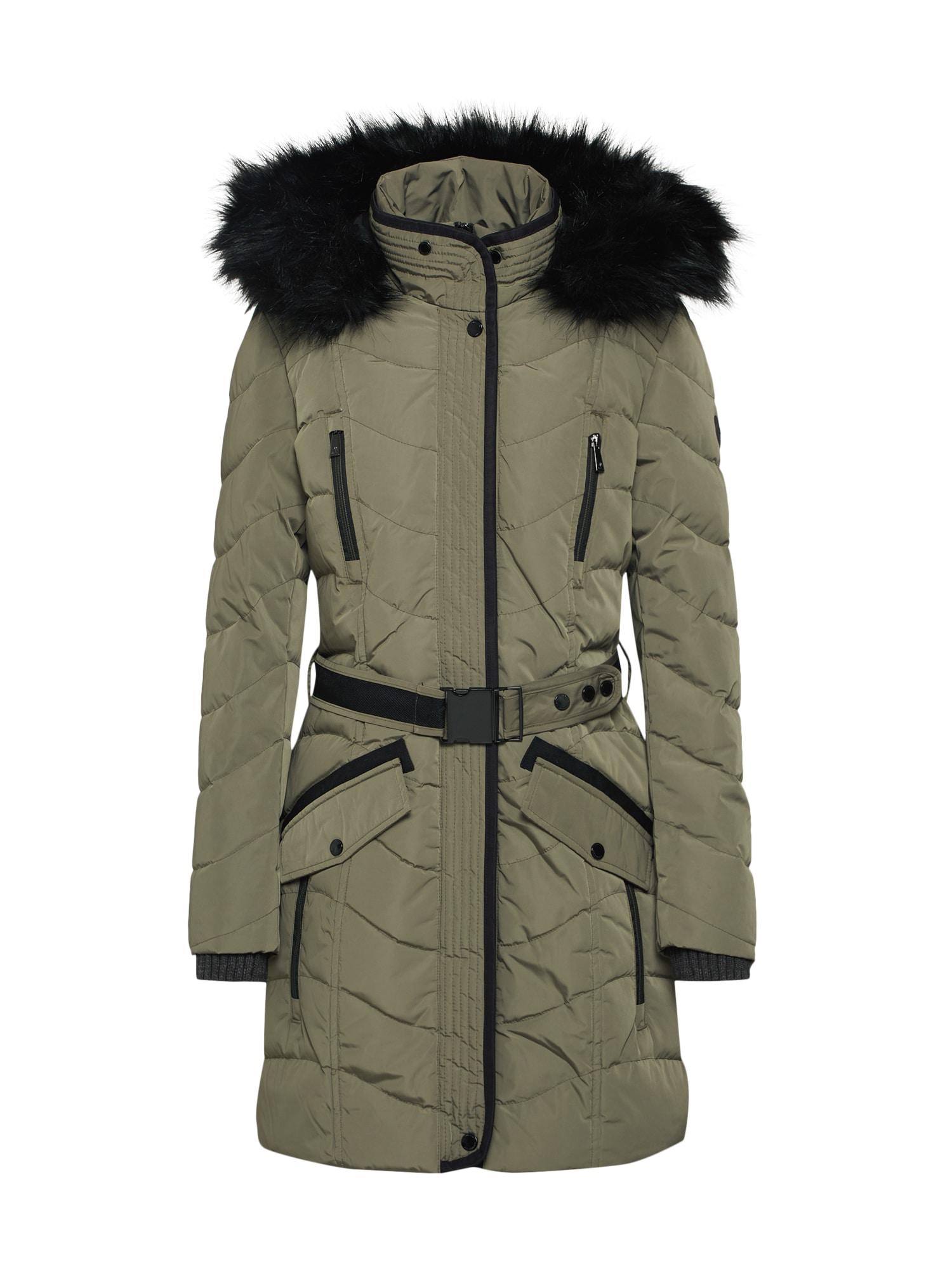 Zimní kabát khaki S.Oliver RED LABEL
