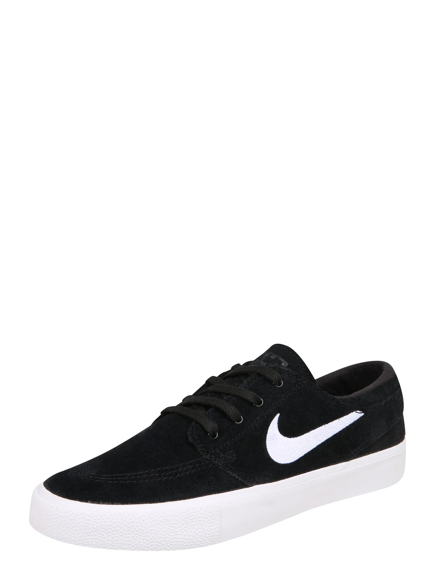 Tenisky Janoski RM černá bílá Nike SB