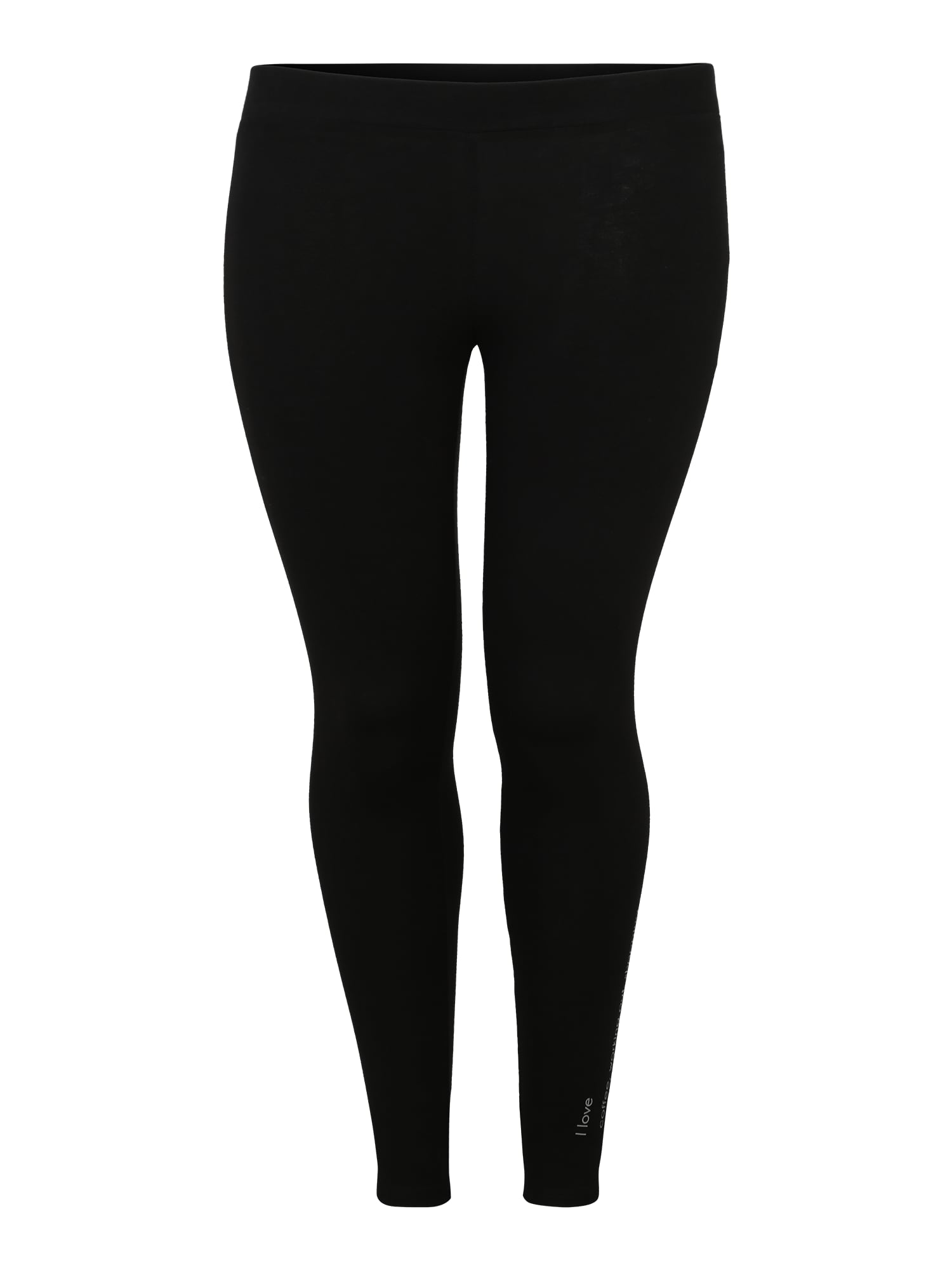 Sportovní kalhoty onpHANA černá Only Play Curvy
