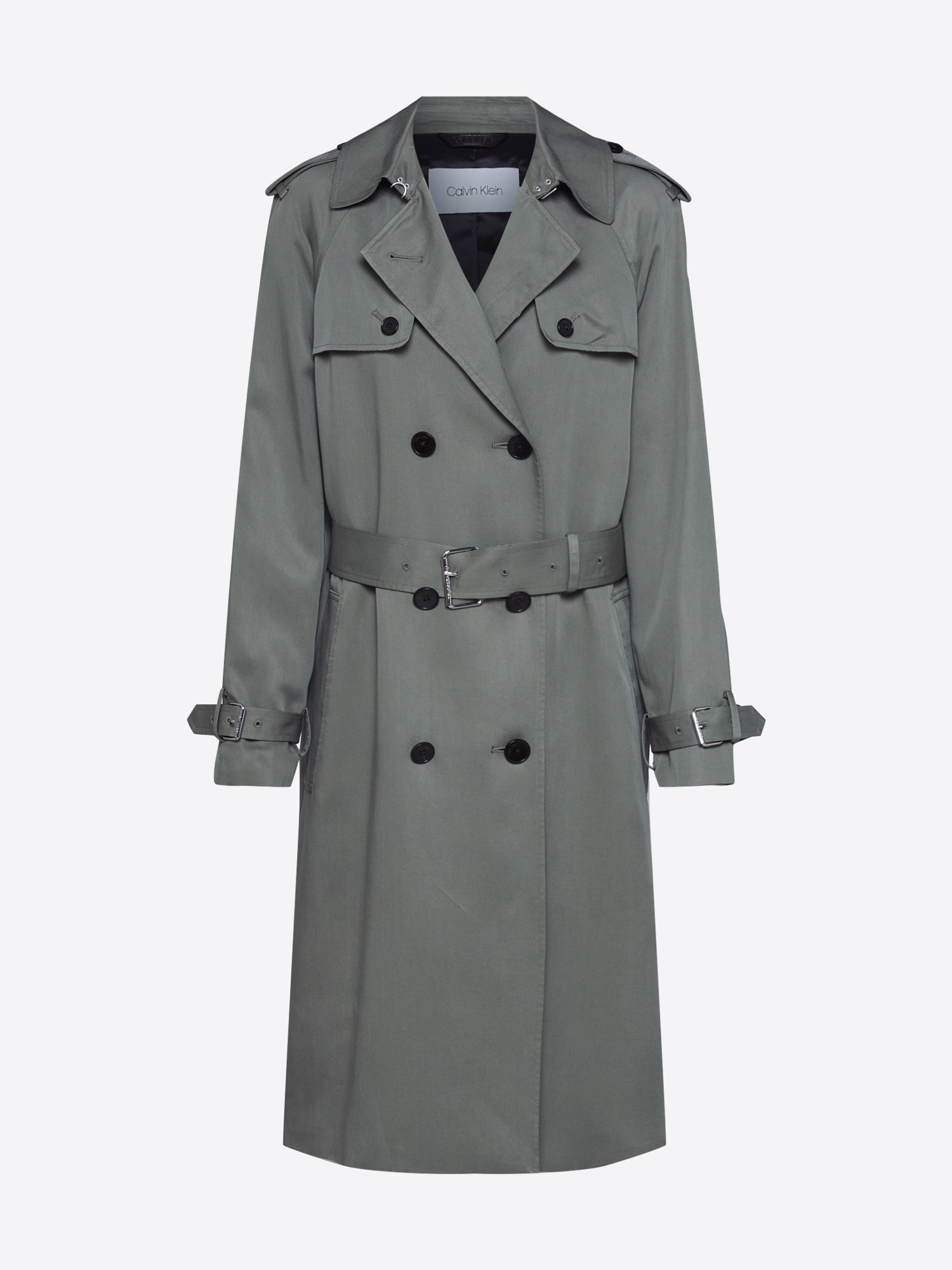 calvin klein - Mantel 'TRANSSEASONAL LS TRENCH COAT'