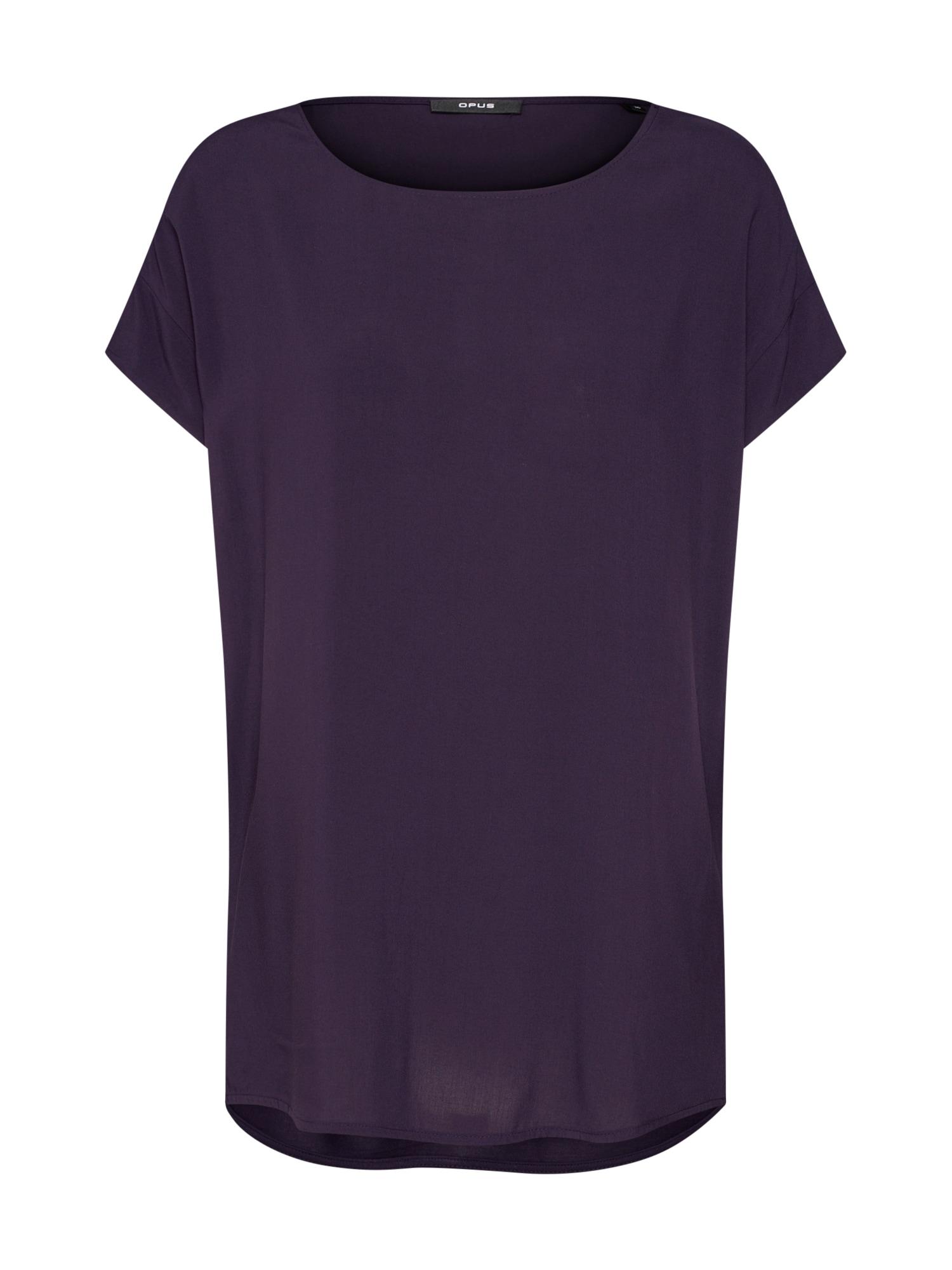 Tričko Skita fialová OPUS
