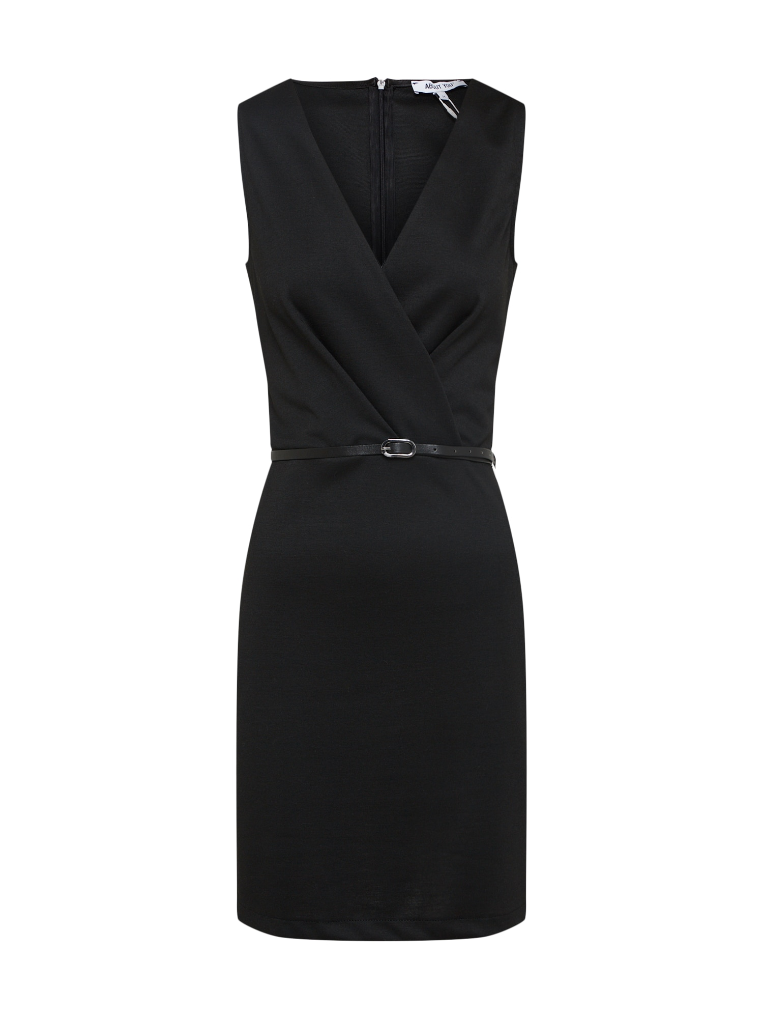 ABOUT YOU Jurk 'Ludmilla Dress' zwart