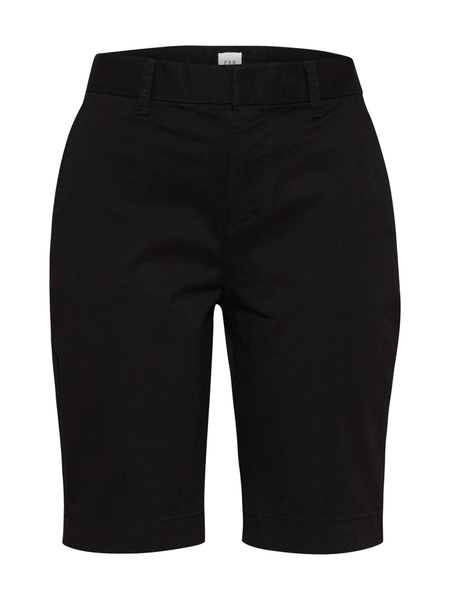 Kalhoty černá GAP