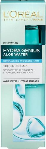 ´Hydra Genius Aloe Aqua Feuchtigkeitsfluid´, Gesichtspflege für normale bis Mischhaut