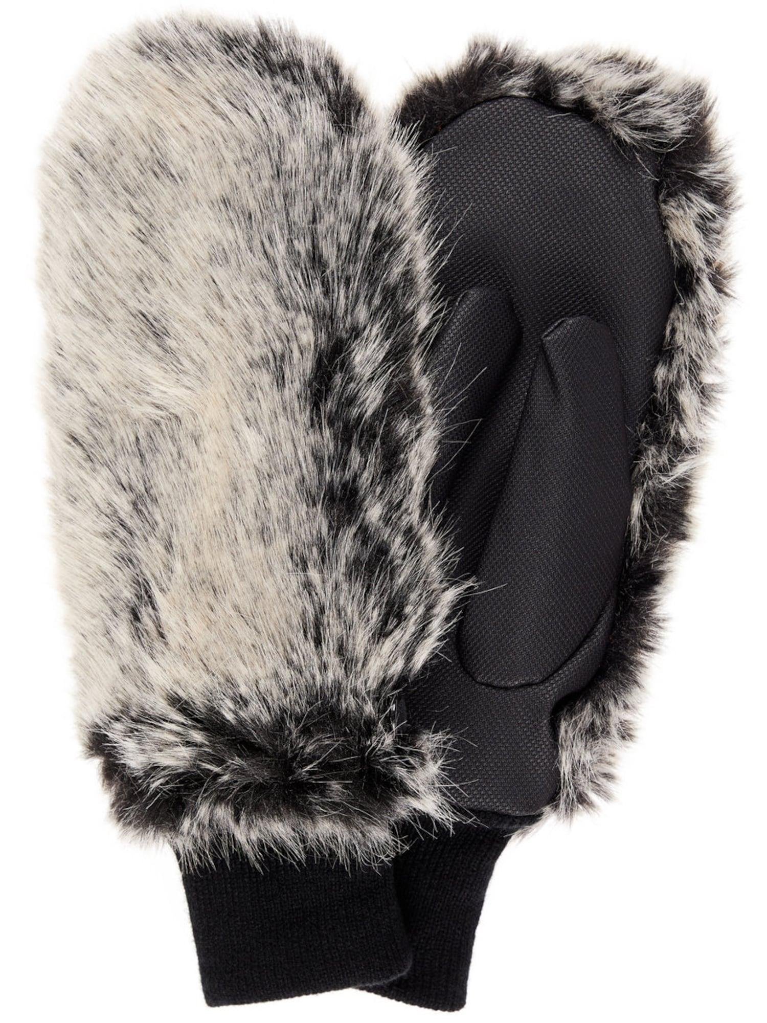NAME IT, Jongens Handschoenen, donkergrijs