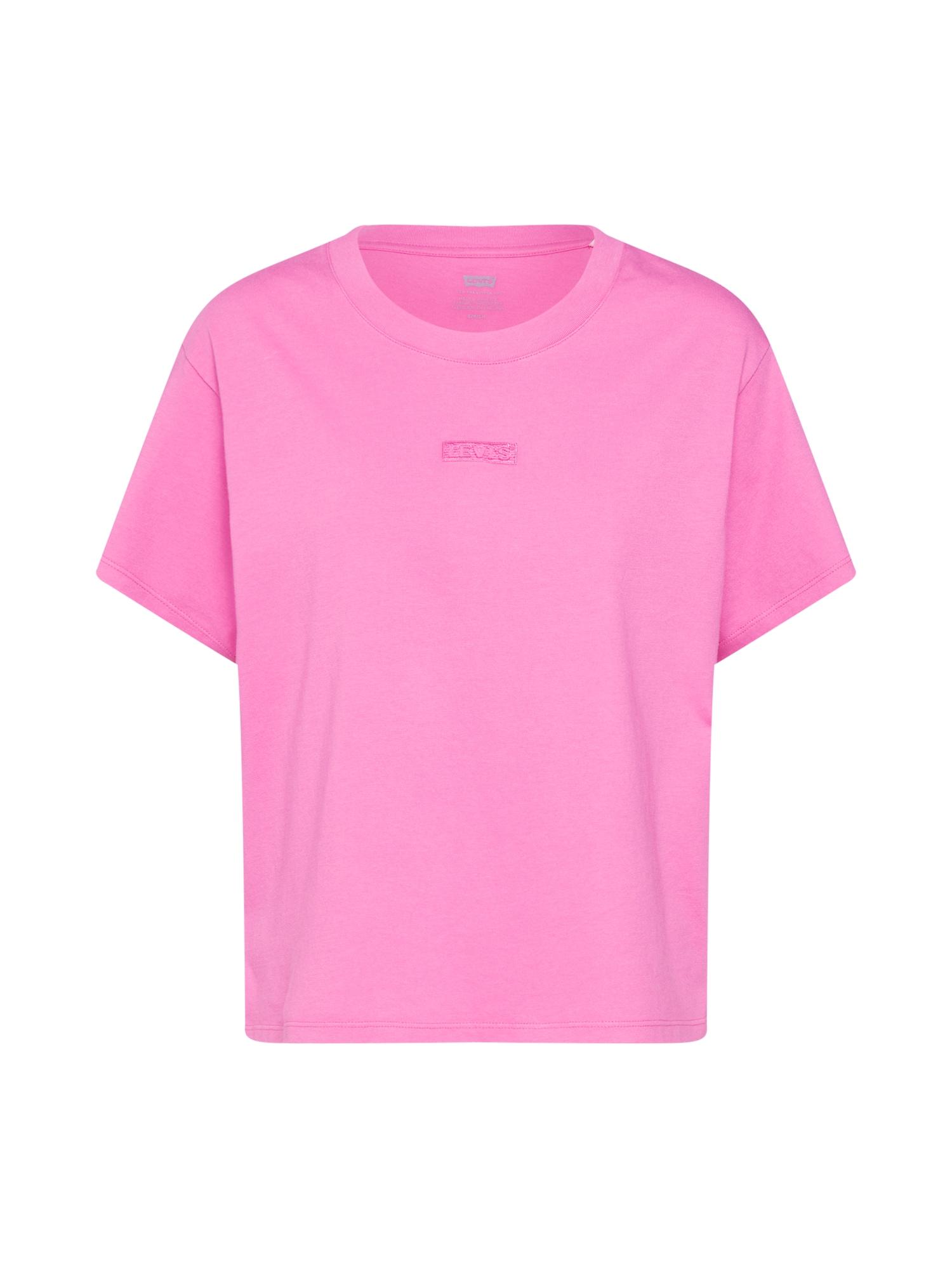 LEVIS Tričko GRAPHIC VARSITY TEE pink LEVI'S