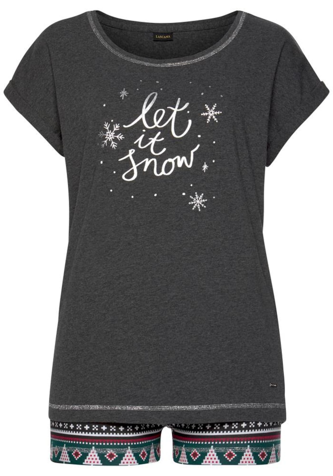 Shorty | Bekleidung > Nachtwäsche > Shortys | Lascana