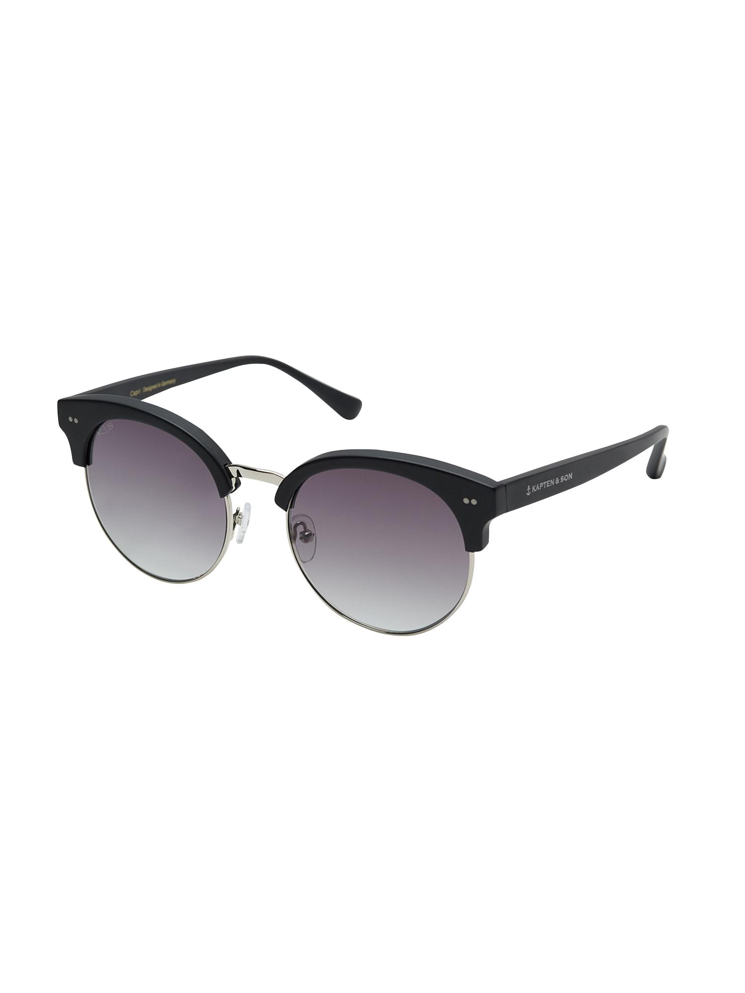 Sluneční brýle Capri černá Kapten & Son