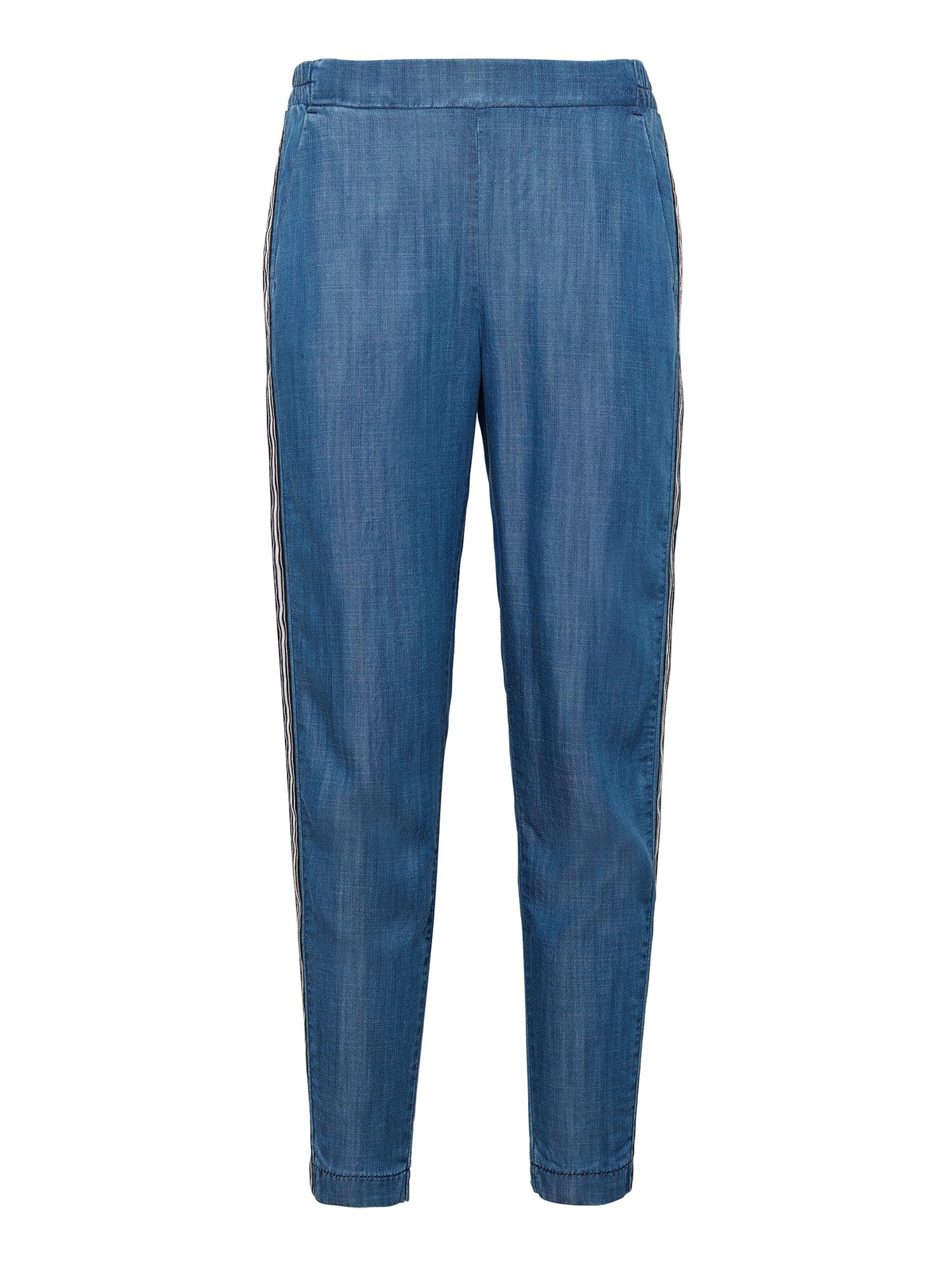 Džíny modrá Mavi