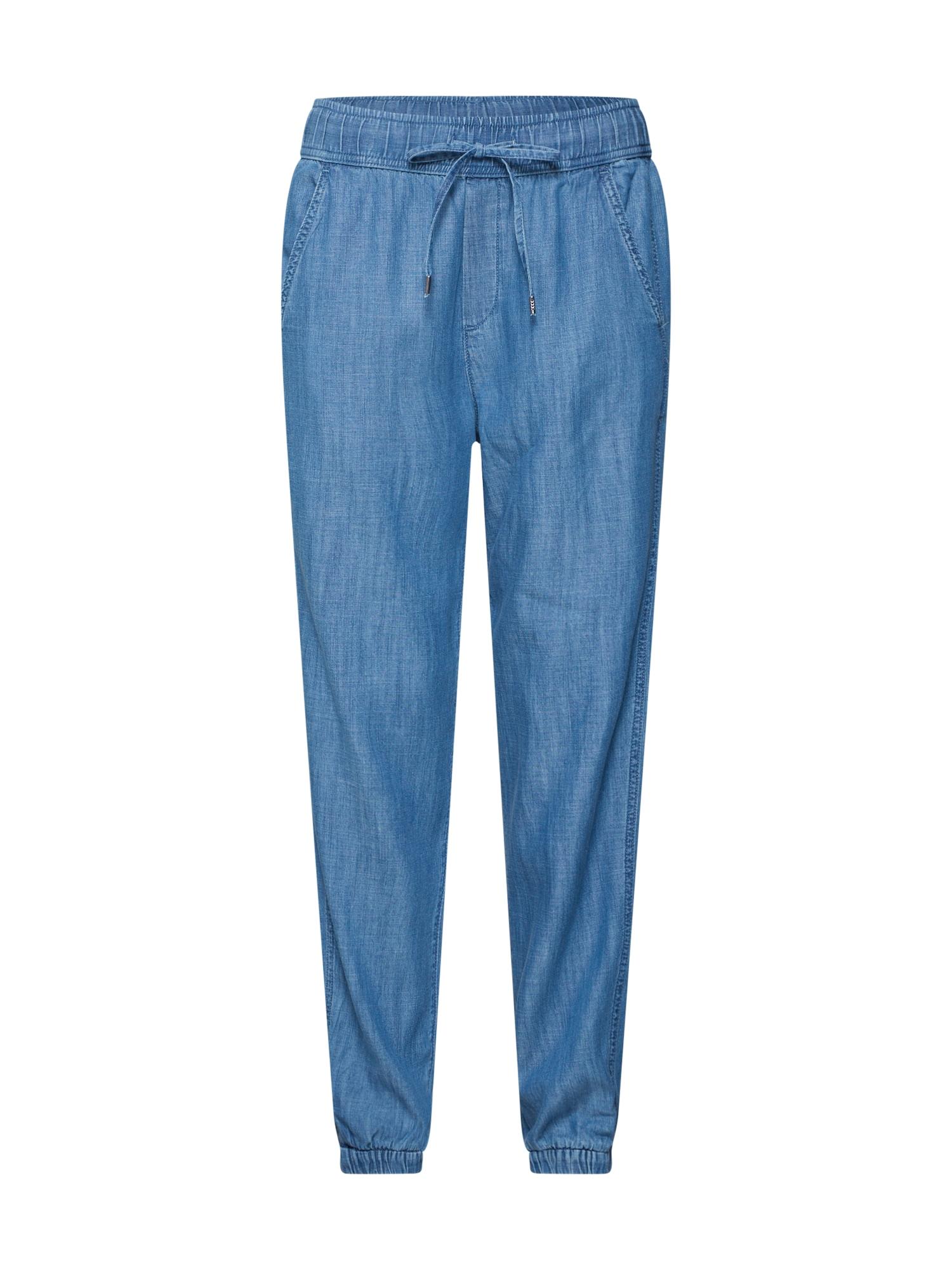 Kalhoty indigo GAP
