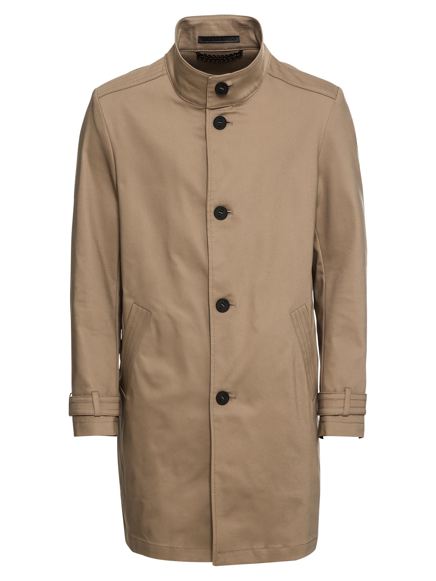 Přechodný kabát ONNEX béžová DRYKORN