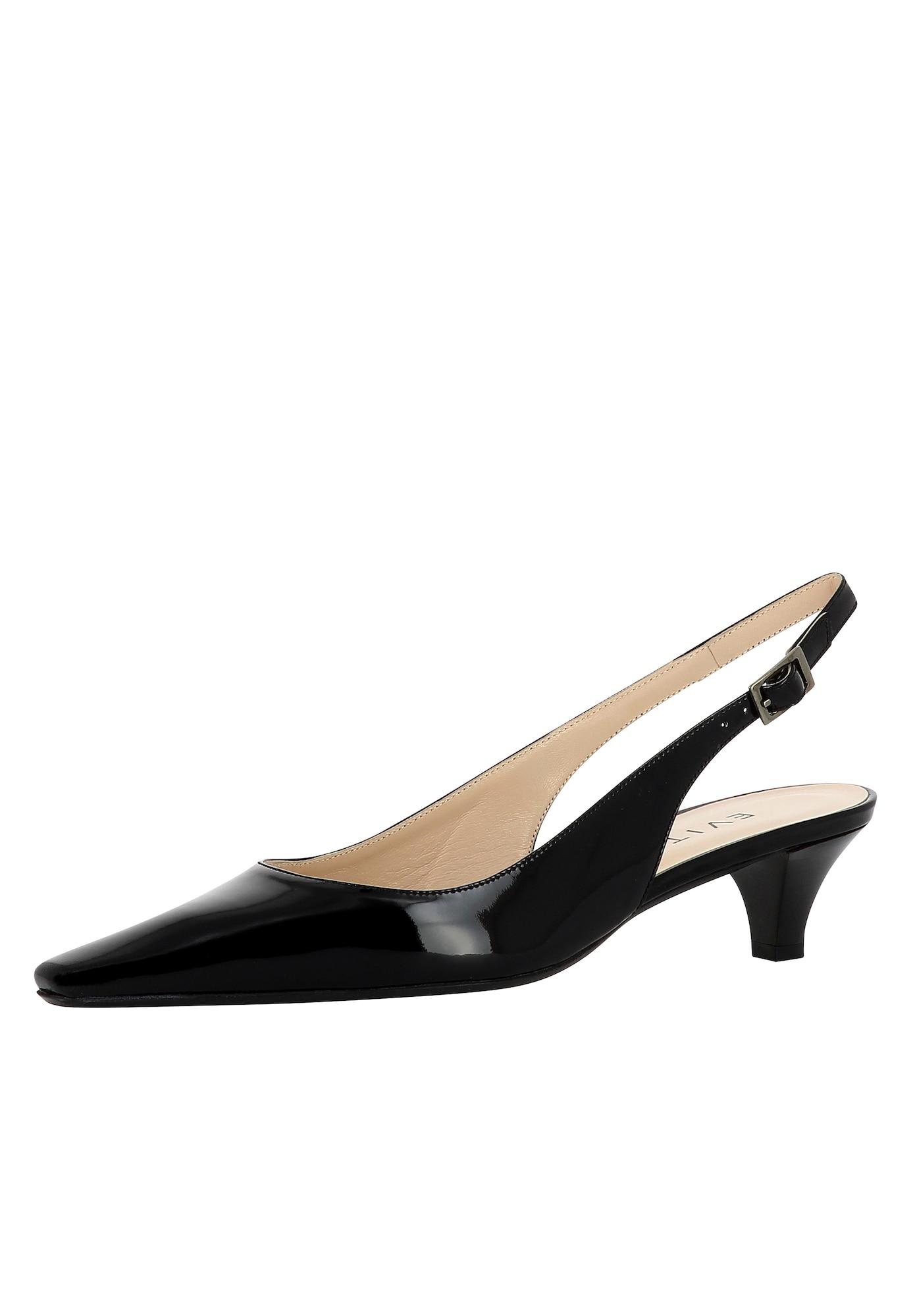 Damen Sling Pumps | Schuhe > Pumps | Schwarz | EVITA