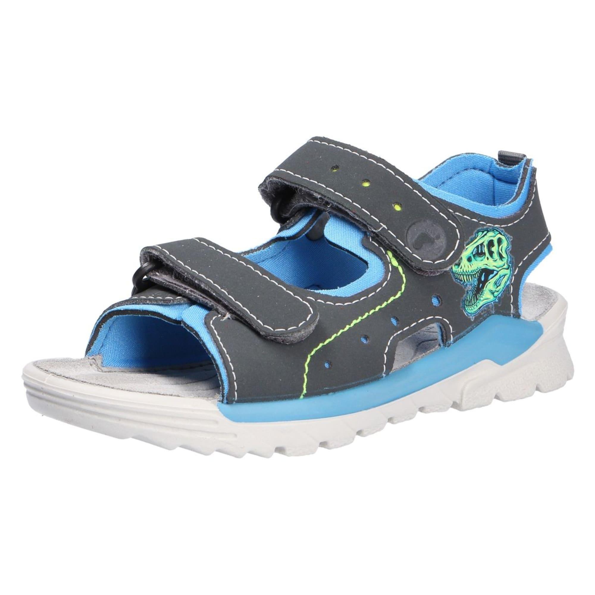 Otevřená obuv Surf modrá kobaltová modř RICOSTA