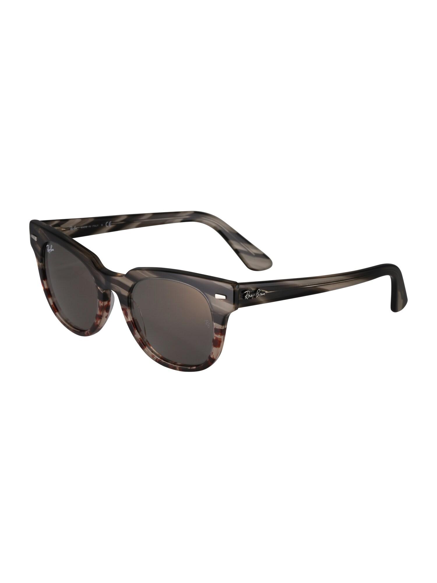 Sluneční brýle METEOR šedá Ray-Ban