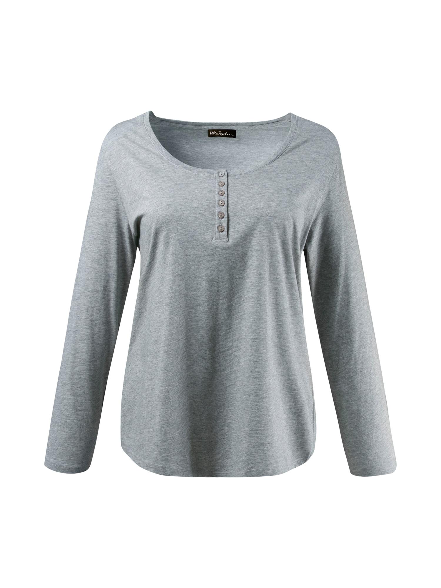 Tričko šedá Ulla Popken
