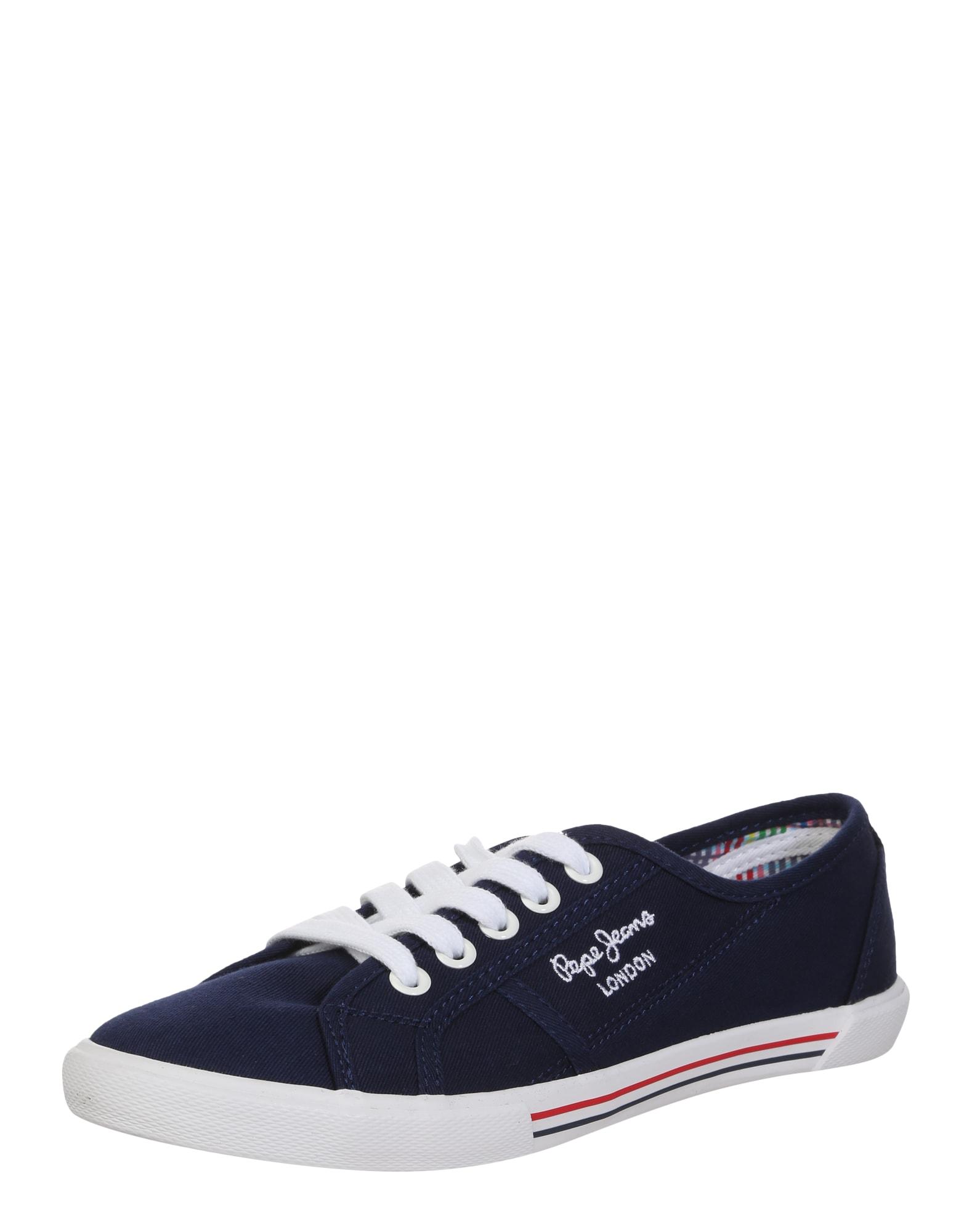 Pepe Jeans Dames Sneakers laag marine