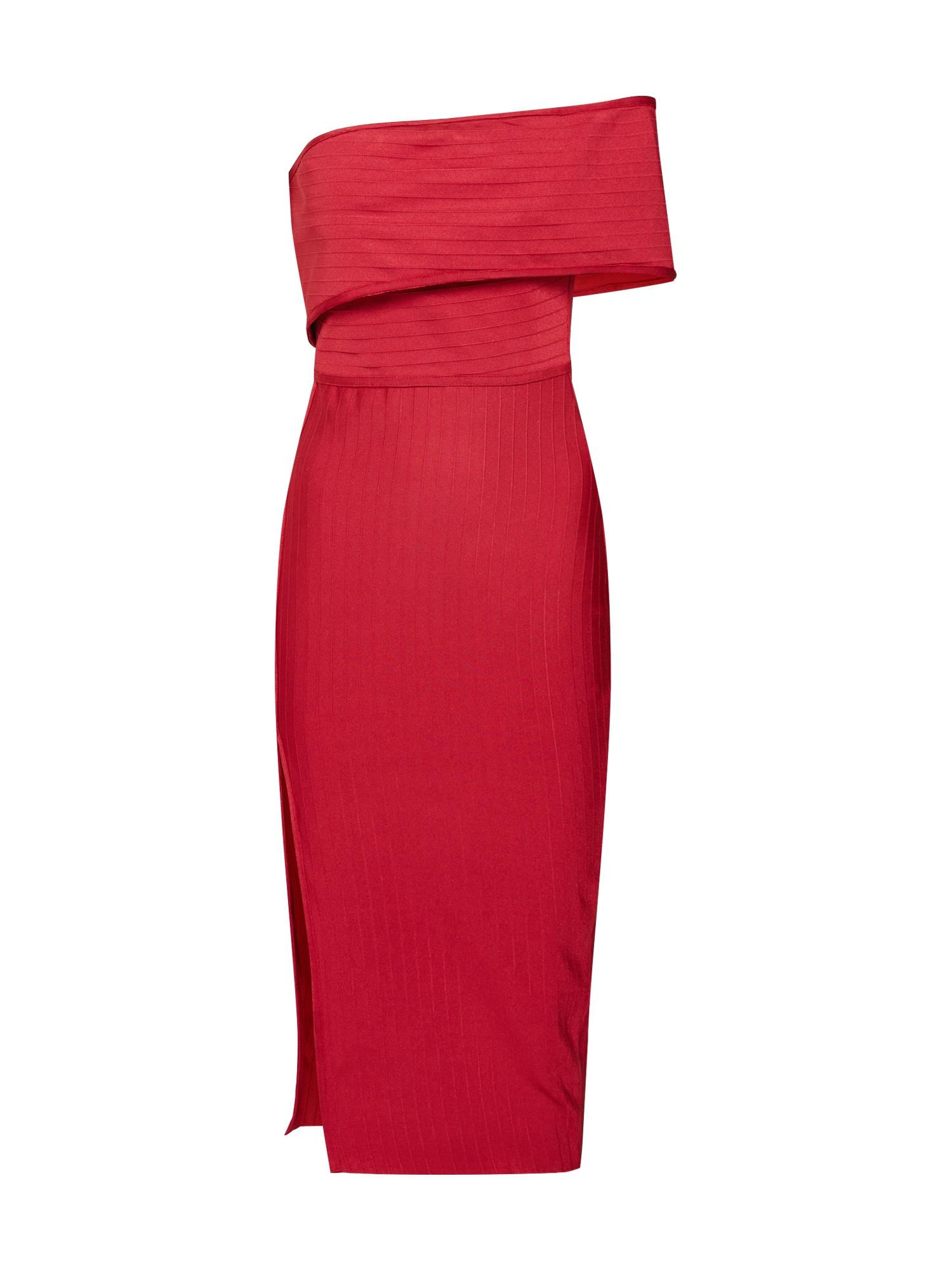 Společenské šaty červená Missguided