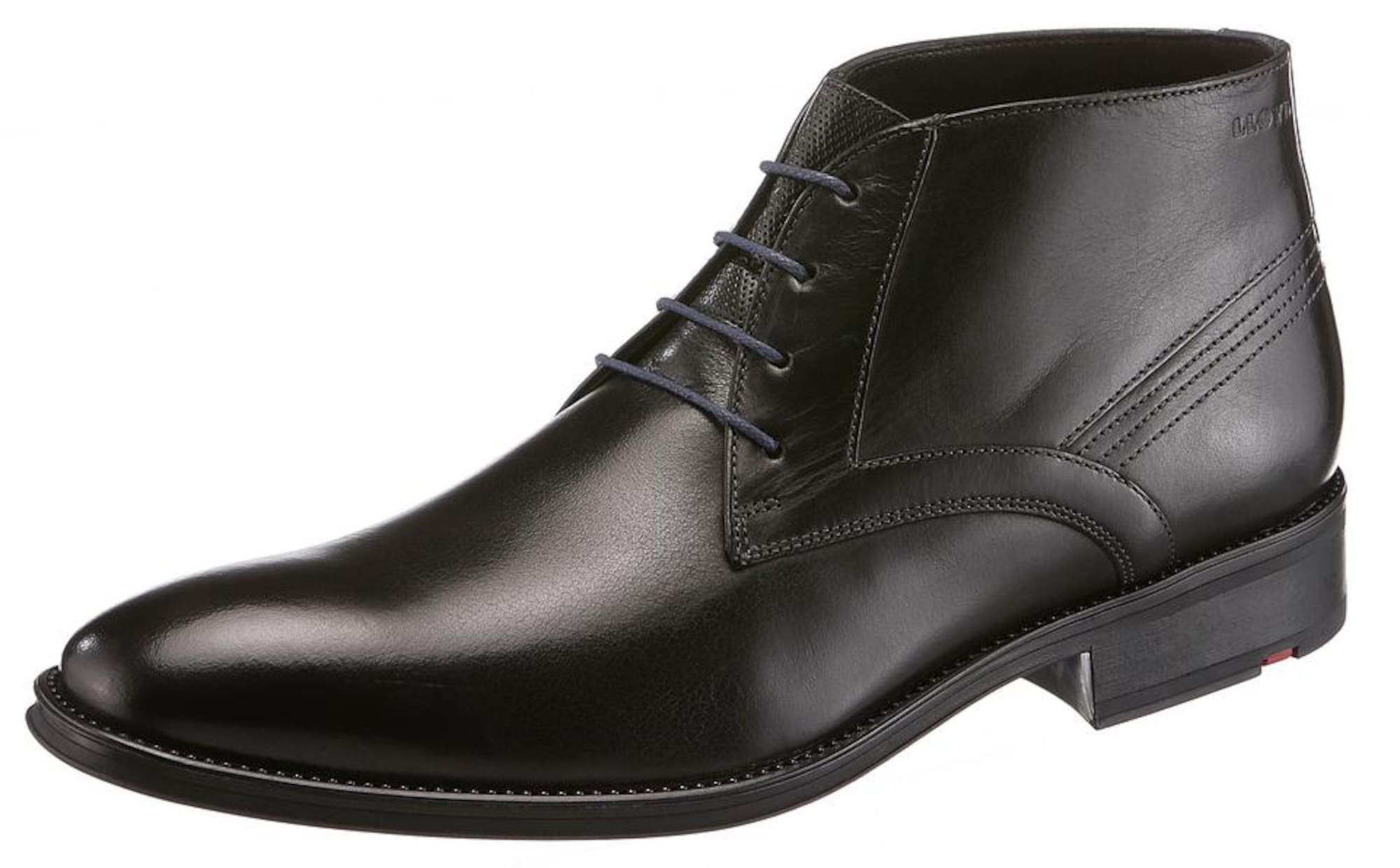 Šněrovací boty Gabun černá LLOYD