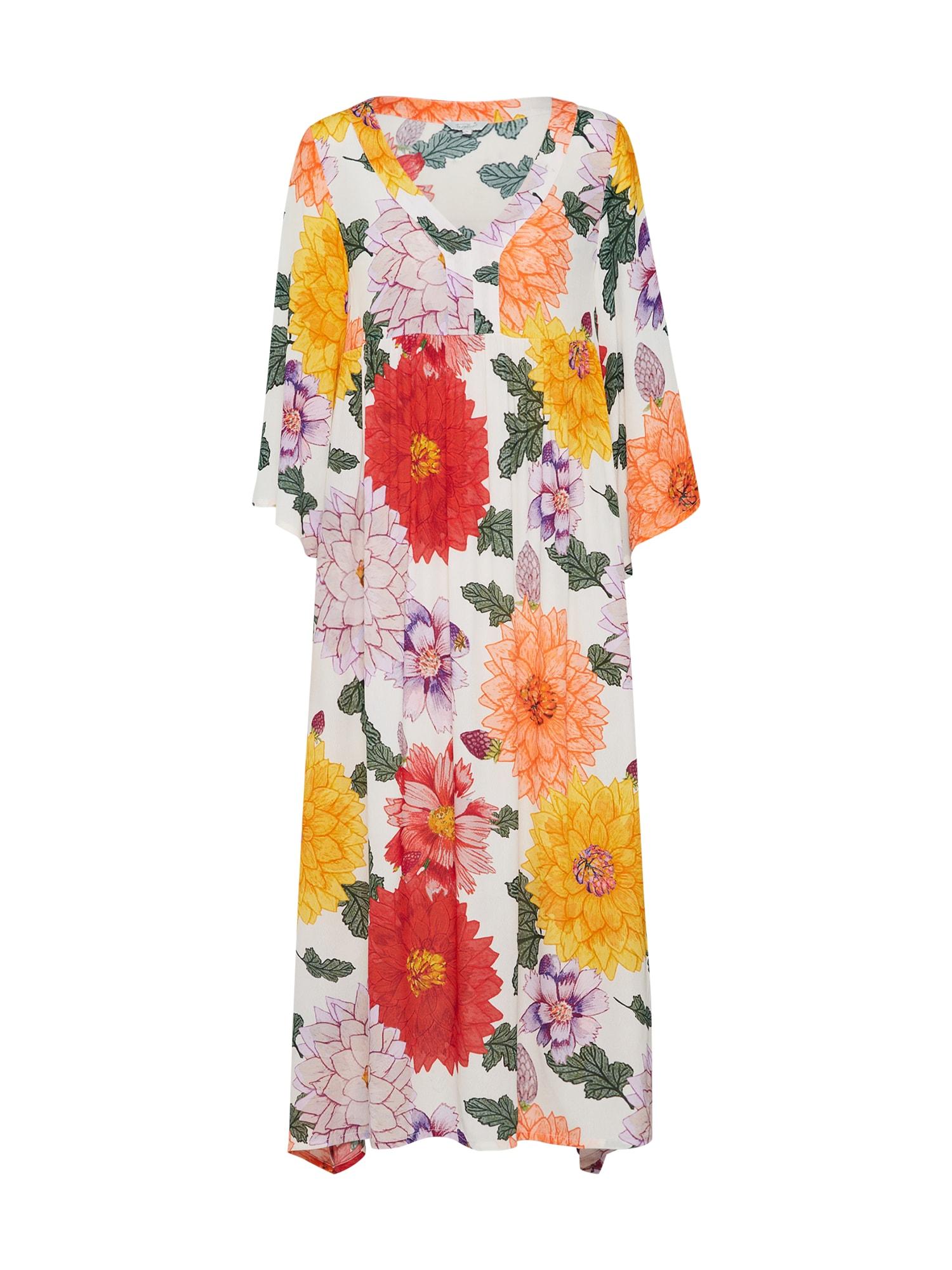 Letní šaty Mini Dress Botanic Flowers mix barev Frogbox