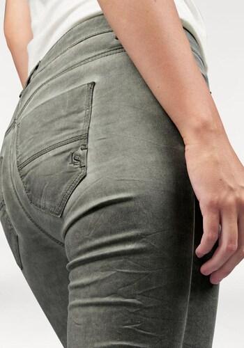 #LAURA #SCOTT #Damen #Röhrenhose #grün