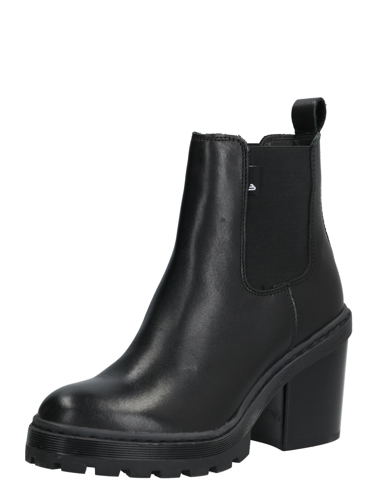 BULLBOXER Chelsea boty  černá