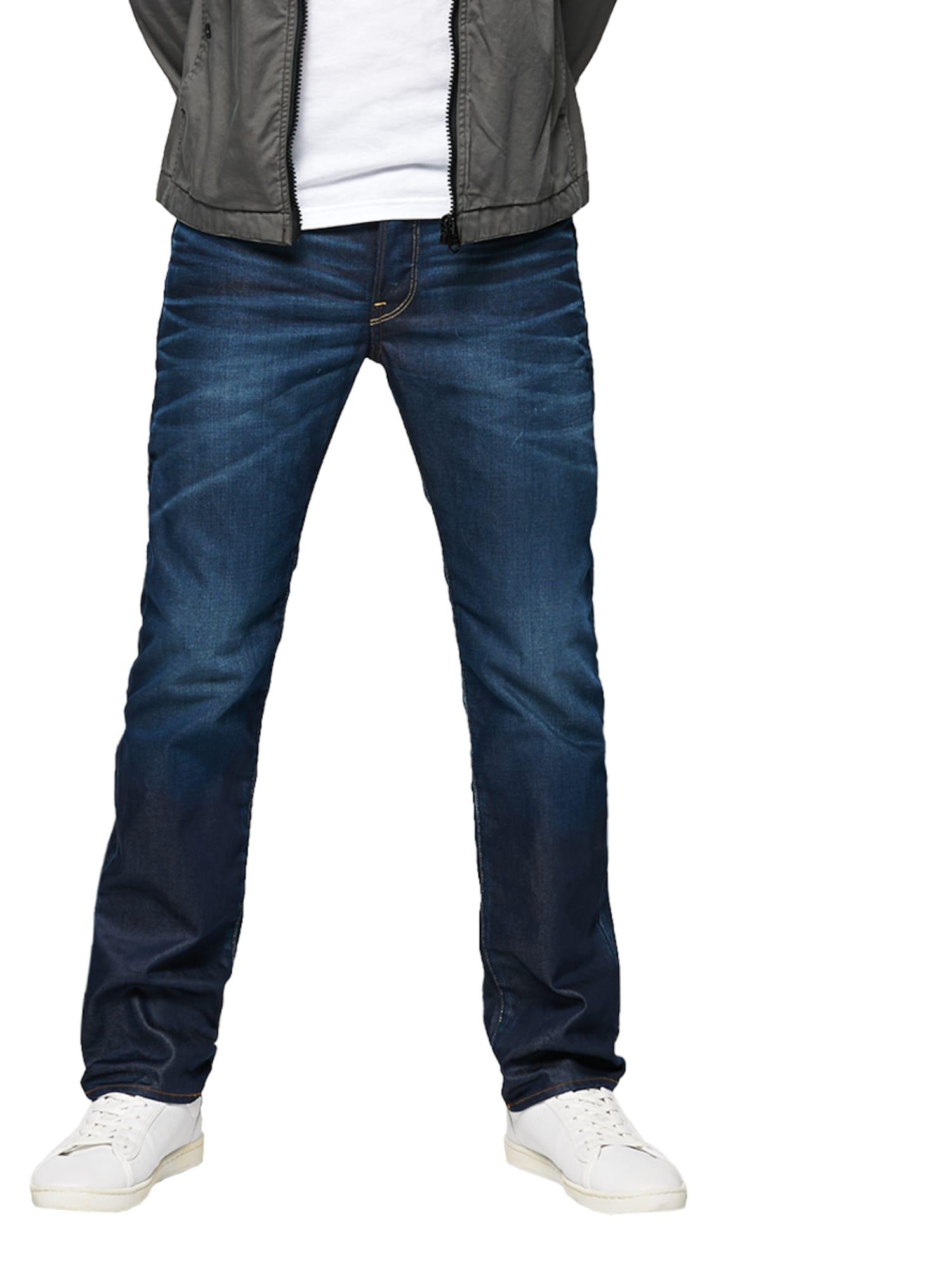G-STAR RAW Heren Jeans 3301 Straight donkerblauw