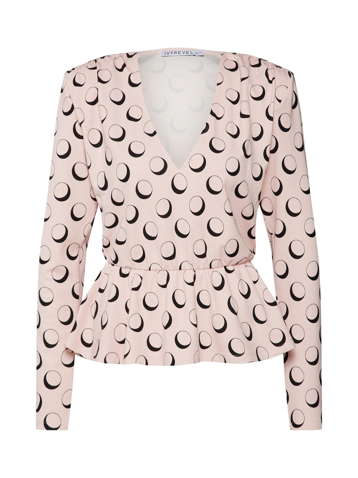 Tričko LABO růžová IVYREVEL